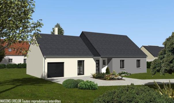 trouvez votre inspiration pour votre future maison maisons ericlor. Black Bedroom Furniture Sets. Home Design Ideas