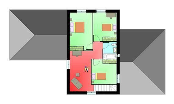 Louroux-1er-etage