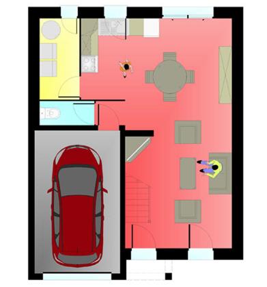 plan de maison boussay