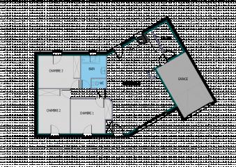 Plan De Maison En V Avec Etage Infos Et Ressources 8