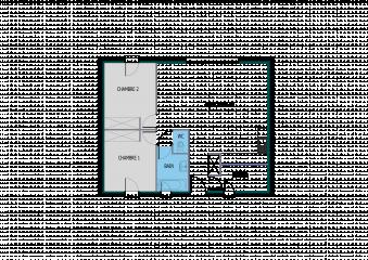 Plan Maison 2 Chambres A Telecharger Gratuitement Primea