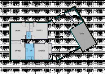 Plan Maison De 90m A 100m A Telecharger Gratuitement Page 3 Primea