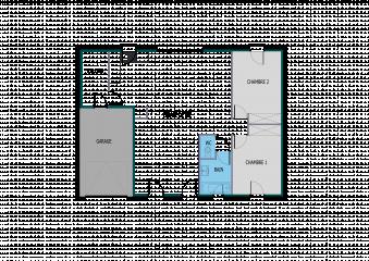 Plan De Maison 2 Chambres Avec Mezzanine Infos Et Ressources