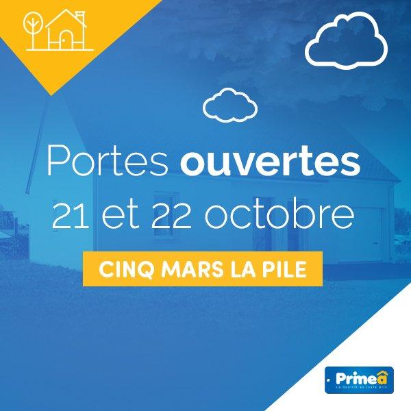Portes ouvertes à Cinq Mars la Pile les 21 et 22 octobre 2017