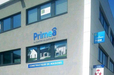 Primeâ inaugure sa nouvelle agence à Trignac, proche de St Nazaire