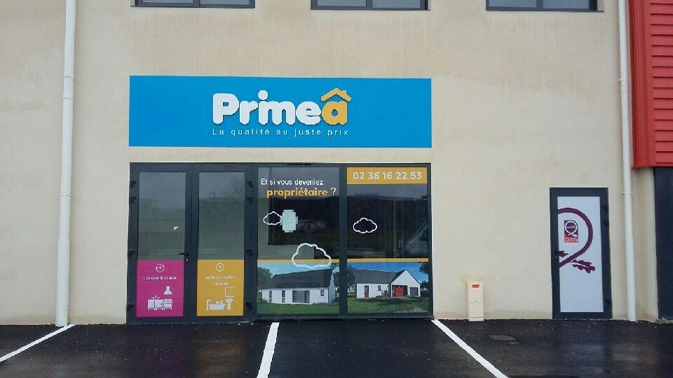 Primeâ inaugure sa nouvelle agence à La Ville aux Dames en Indre et Loire.