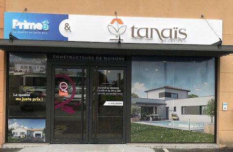 Primeâ inaugure sa nouvelle agence à Libourne en Gironde.