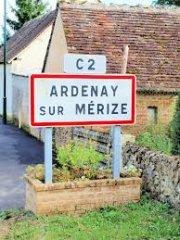 Ardenay-sur-Mérize