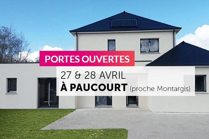 Journées portes ouvertes à Paucourt les 27 & 28 avril 2019