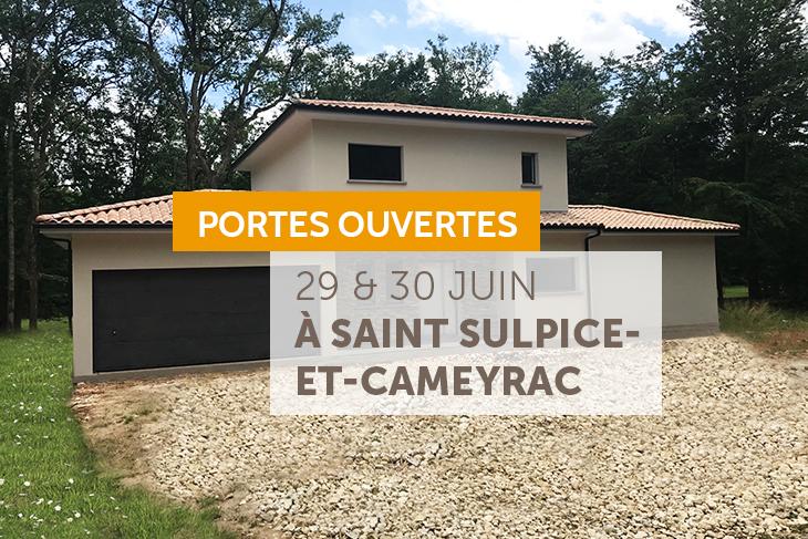 Journées portes ouvertes à Saint-Sulpice-et-Cameyrac les 29 et 30 juin