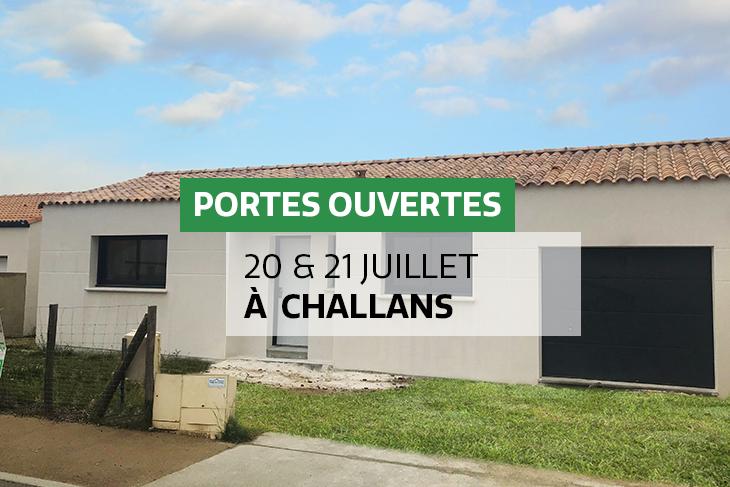 Journée Portes Ouvertes les 20 et 21 juillet à Challans