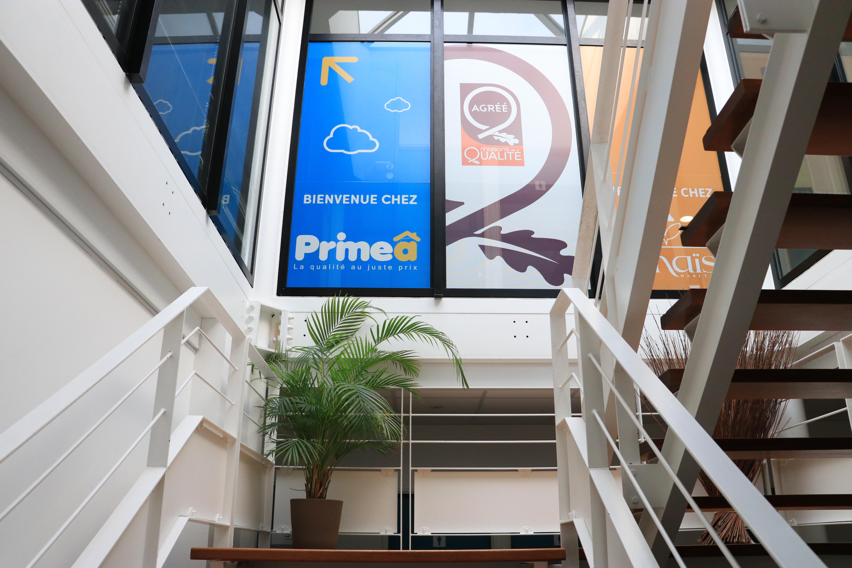 Primea inaugure sa nouvelle agence à Artigues-près-Bordeaux en Gironde
