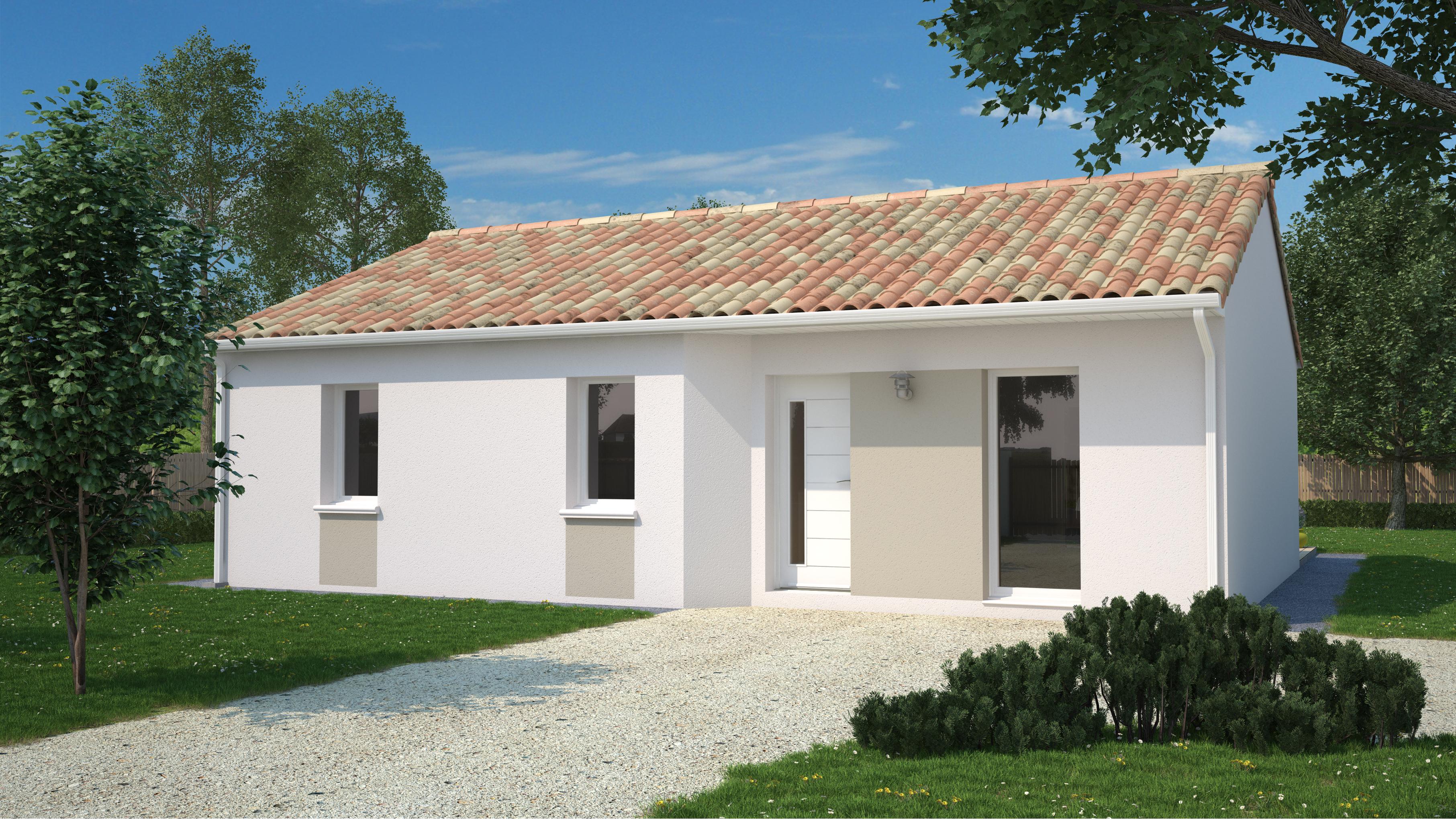 Maison à vendre à Andrezé