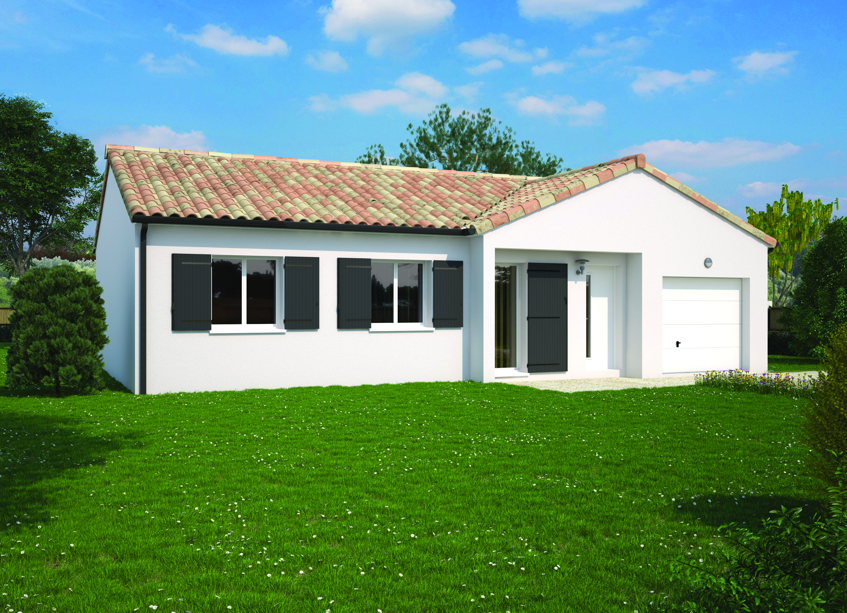 Maison à vendre à Saint-Savin