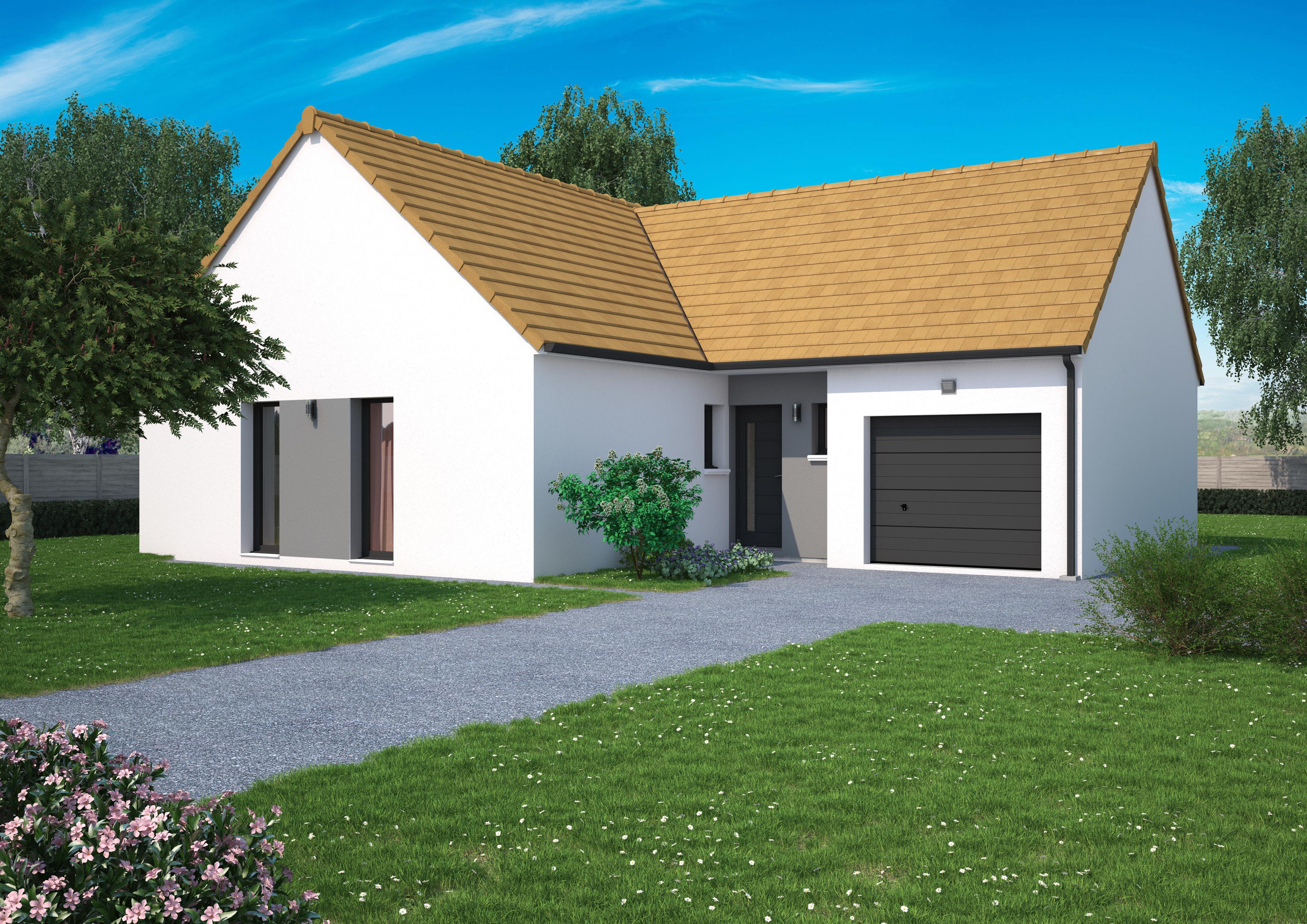 Maison à vendre à Ligny-le-Ribault
