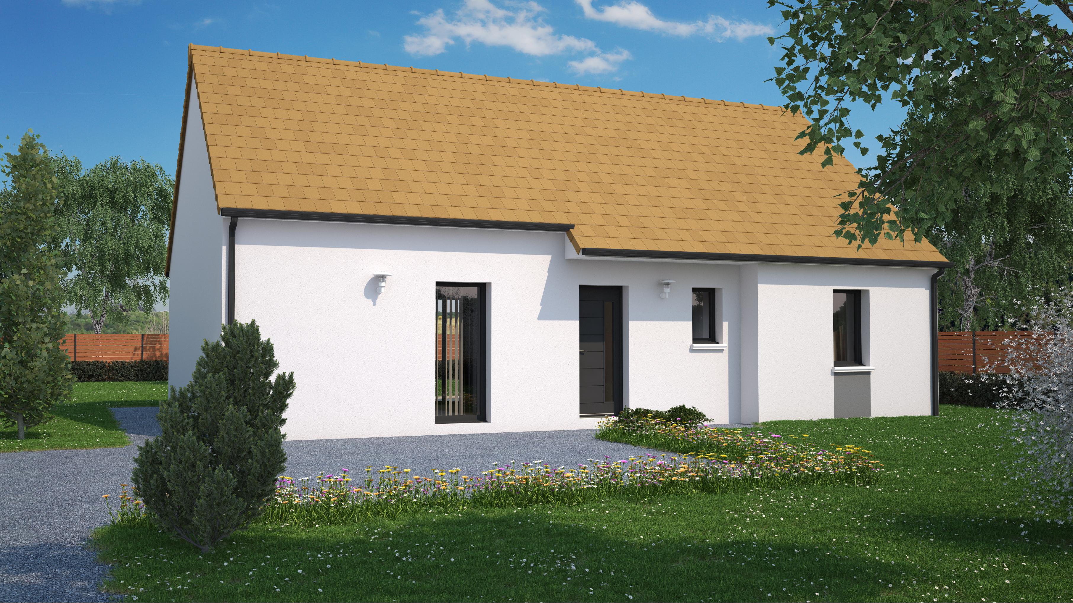 Maison à vendre à Artannes-sur-Indre