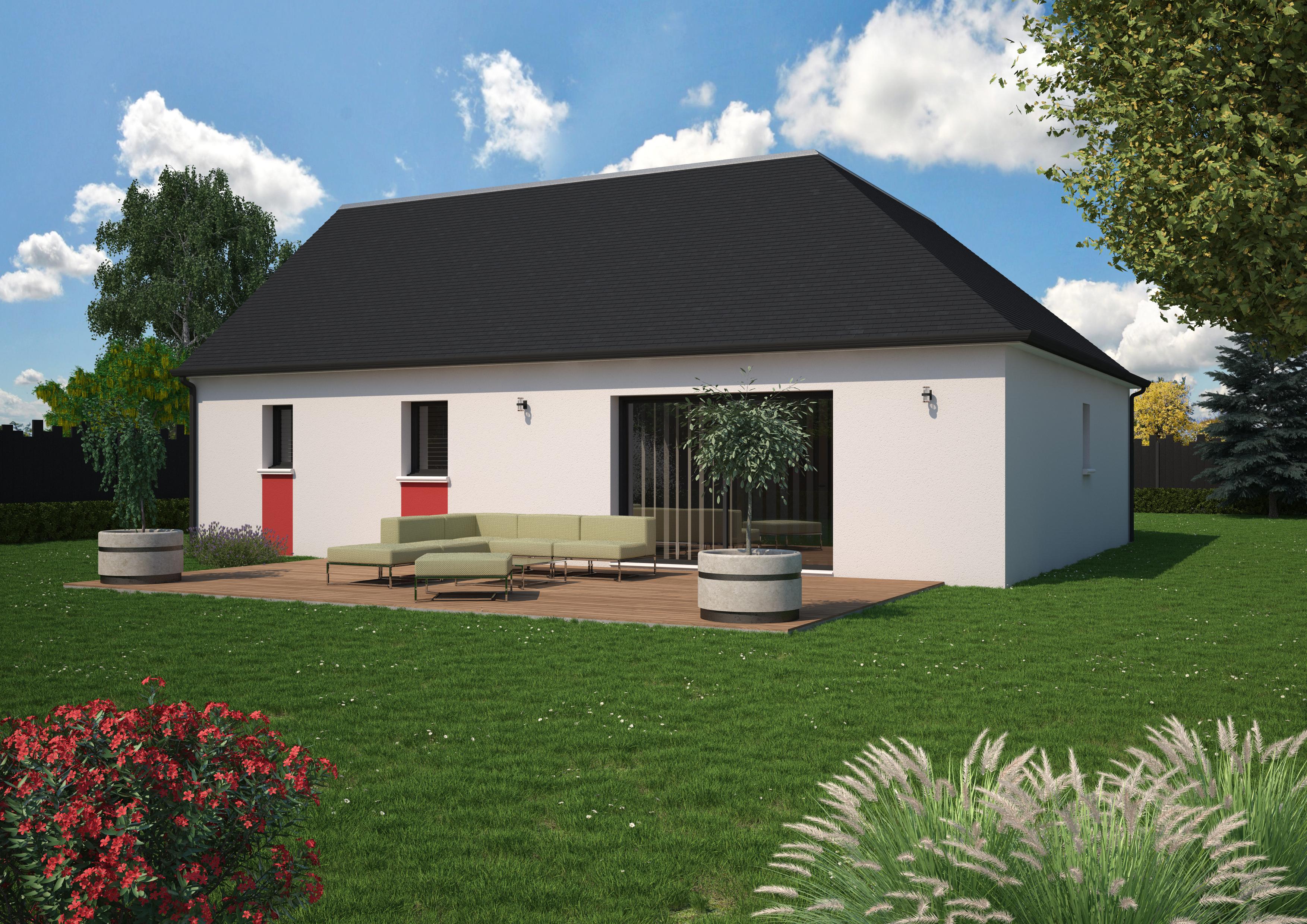 Maison à vendre à Langeais