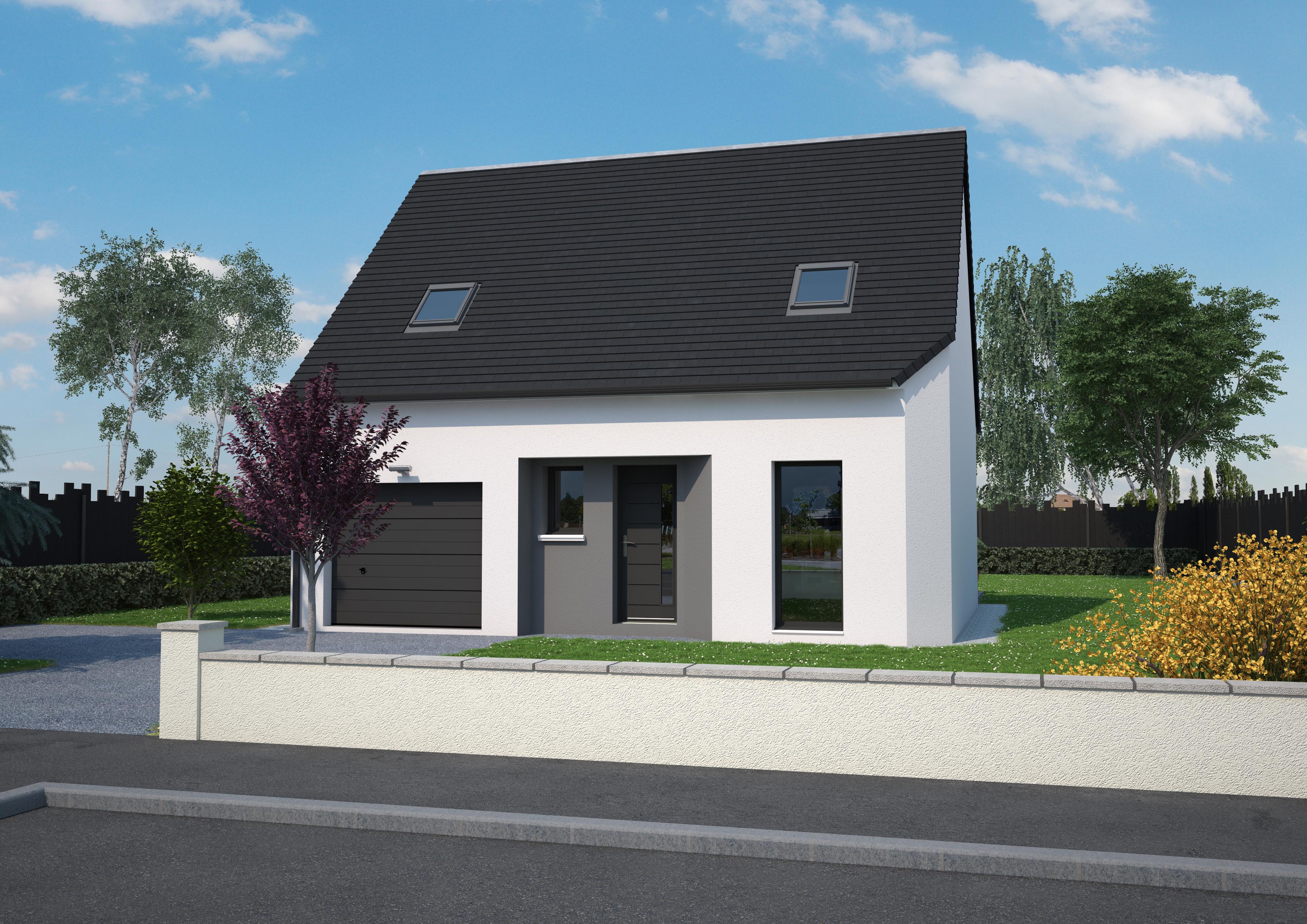Maison à vendre à Roche-Clermault