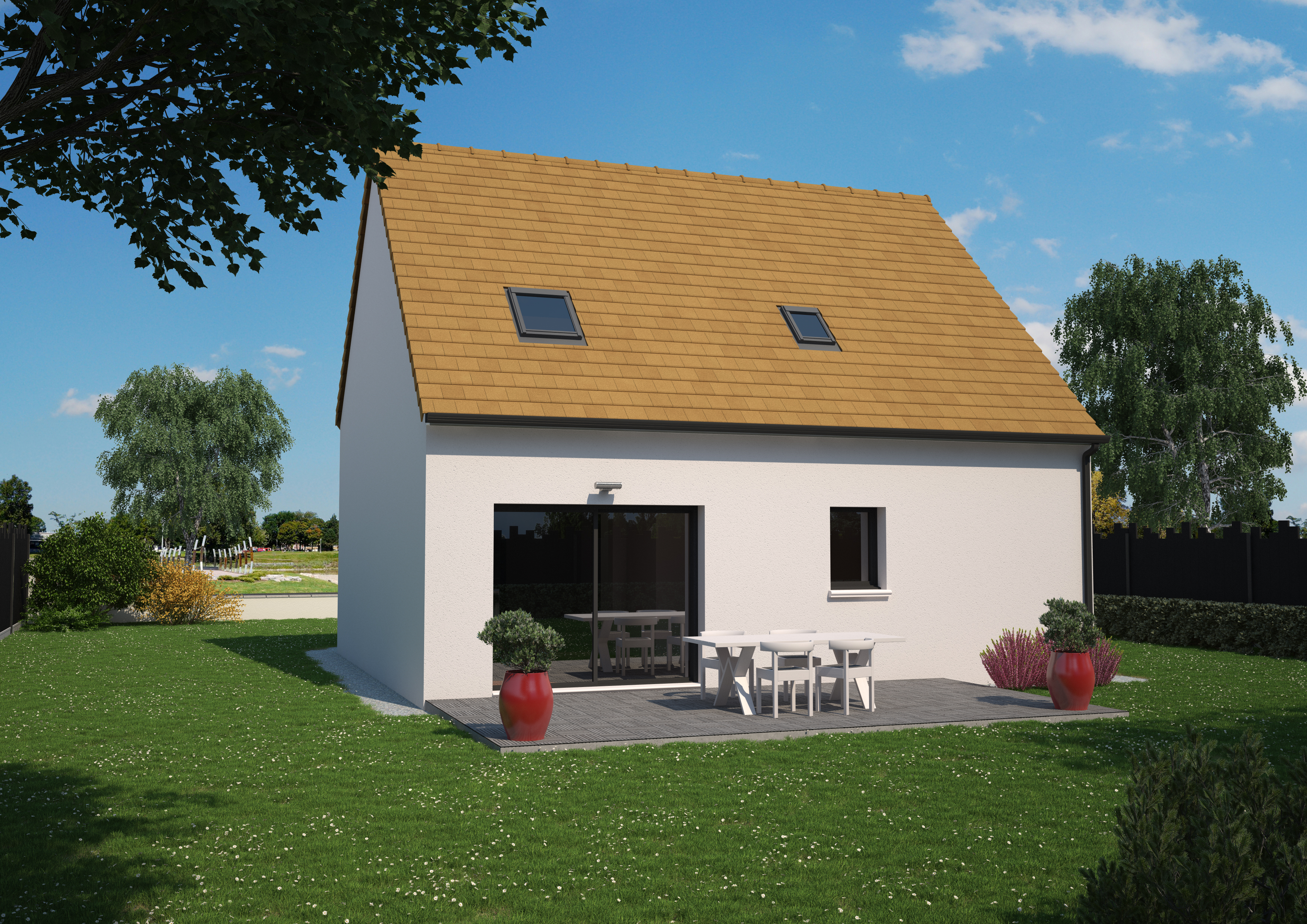 Maison à vendre à Saint-Hilaire-Saint-Mesmin