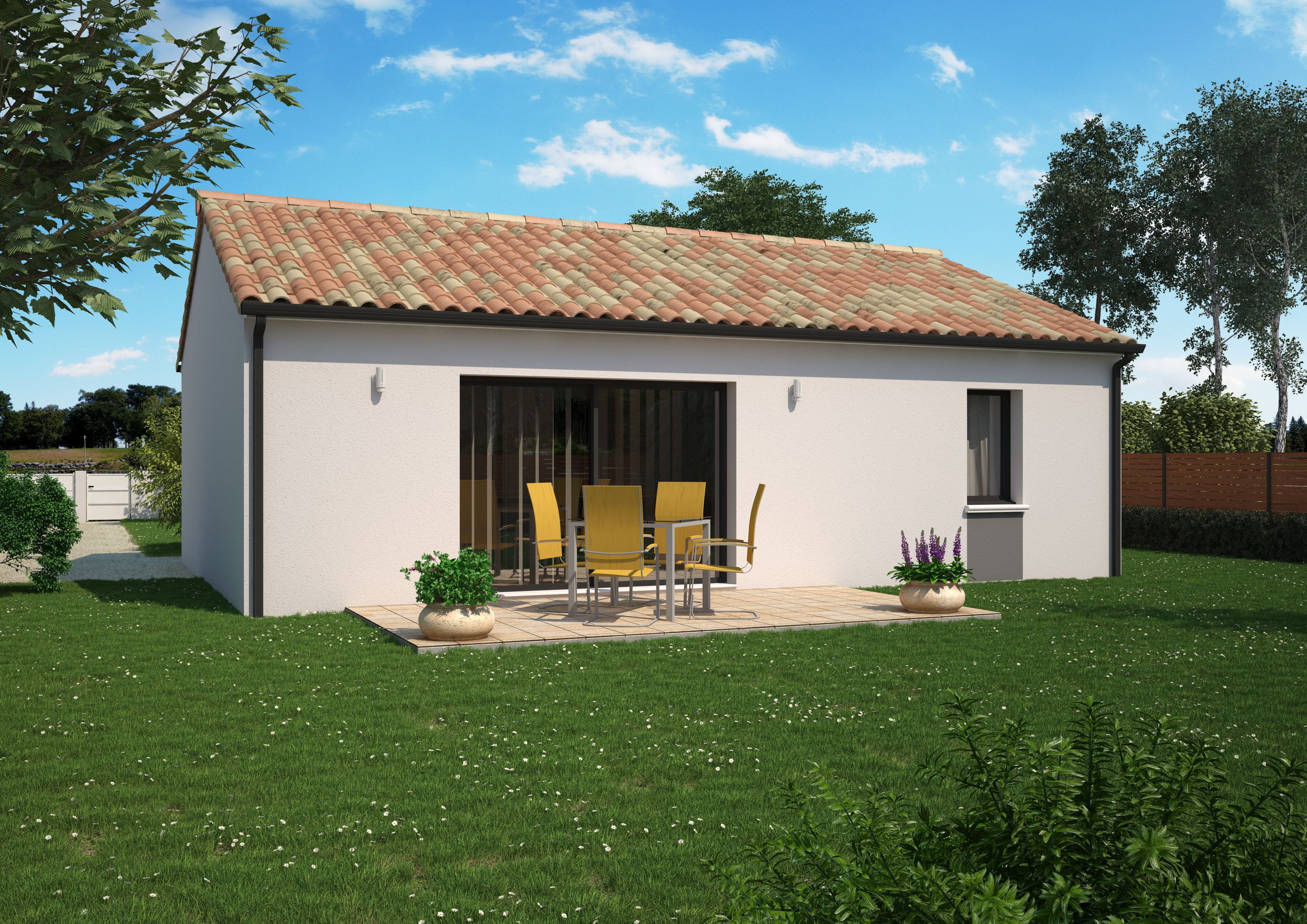 Maison à vendre à Beaurepaire