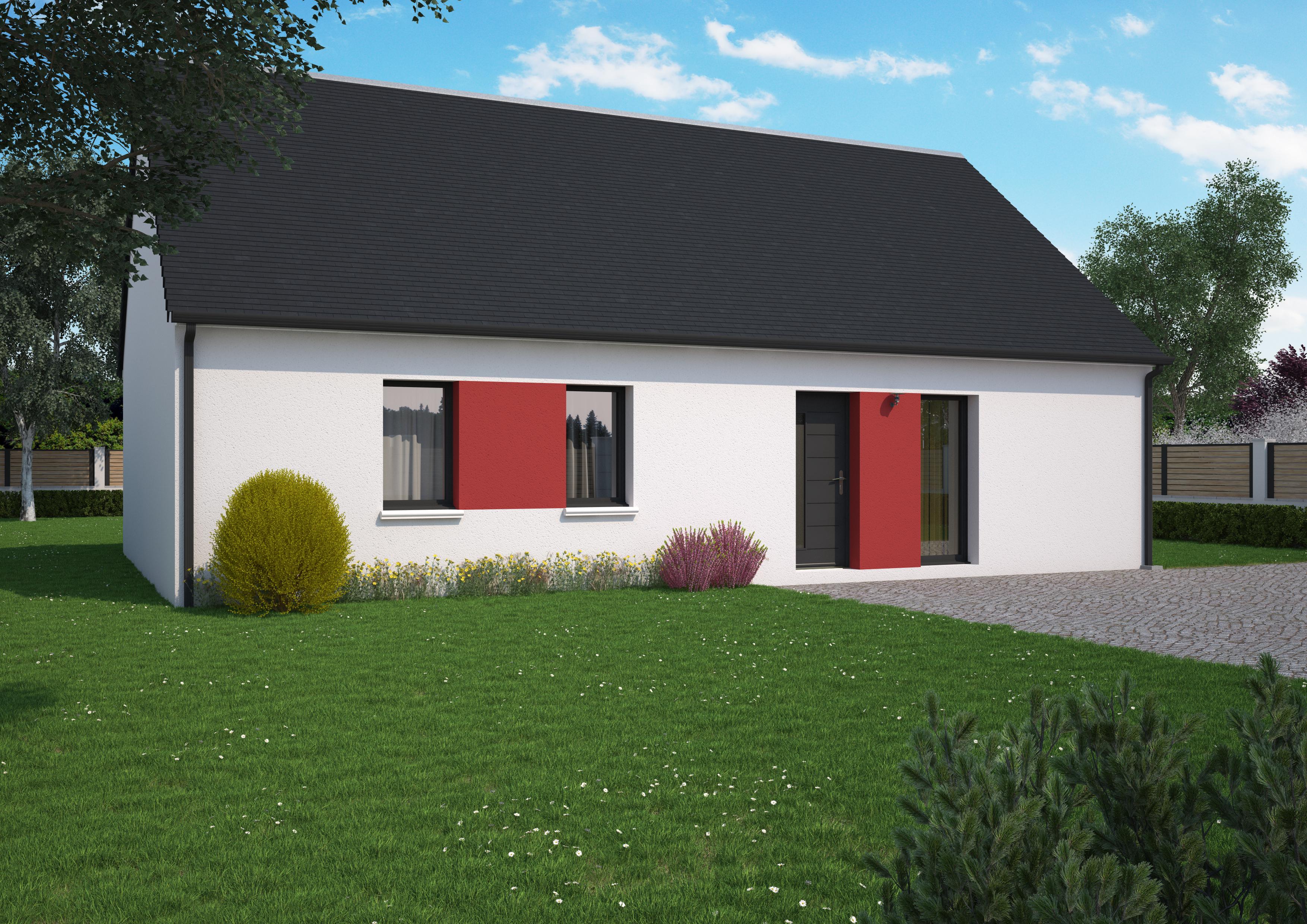 Maison à vendre à Saumur