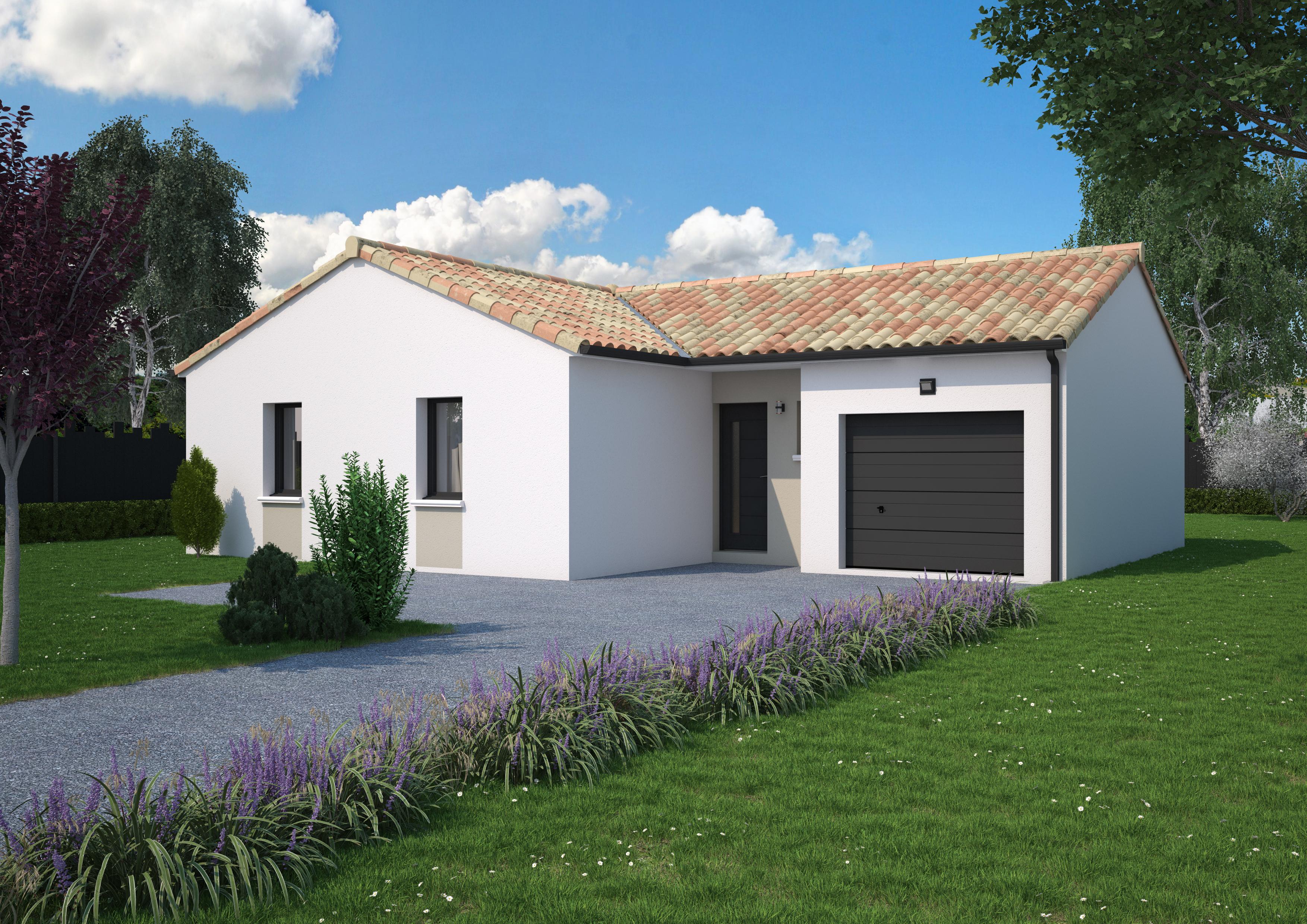 Maison à vendre à Roches-Prémarie-Andillé