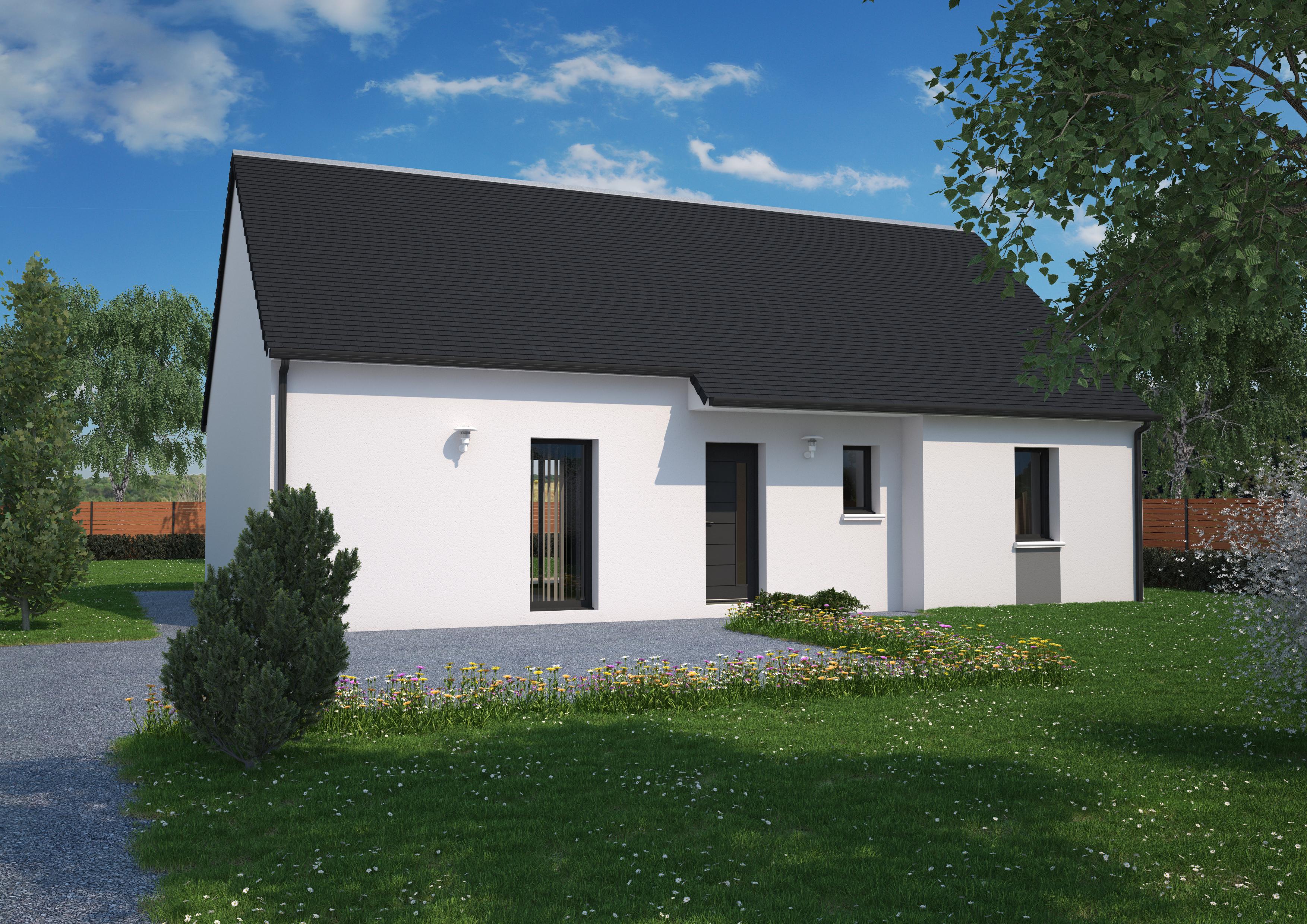 Maison à vendre à Parigné-le-Pôlin