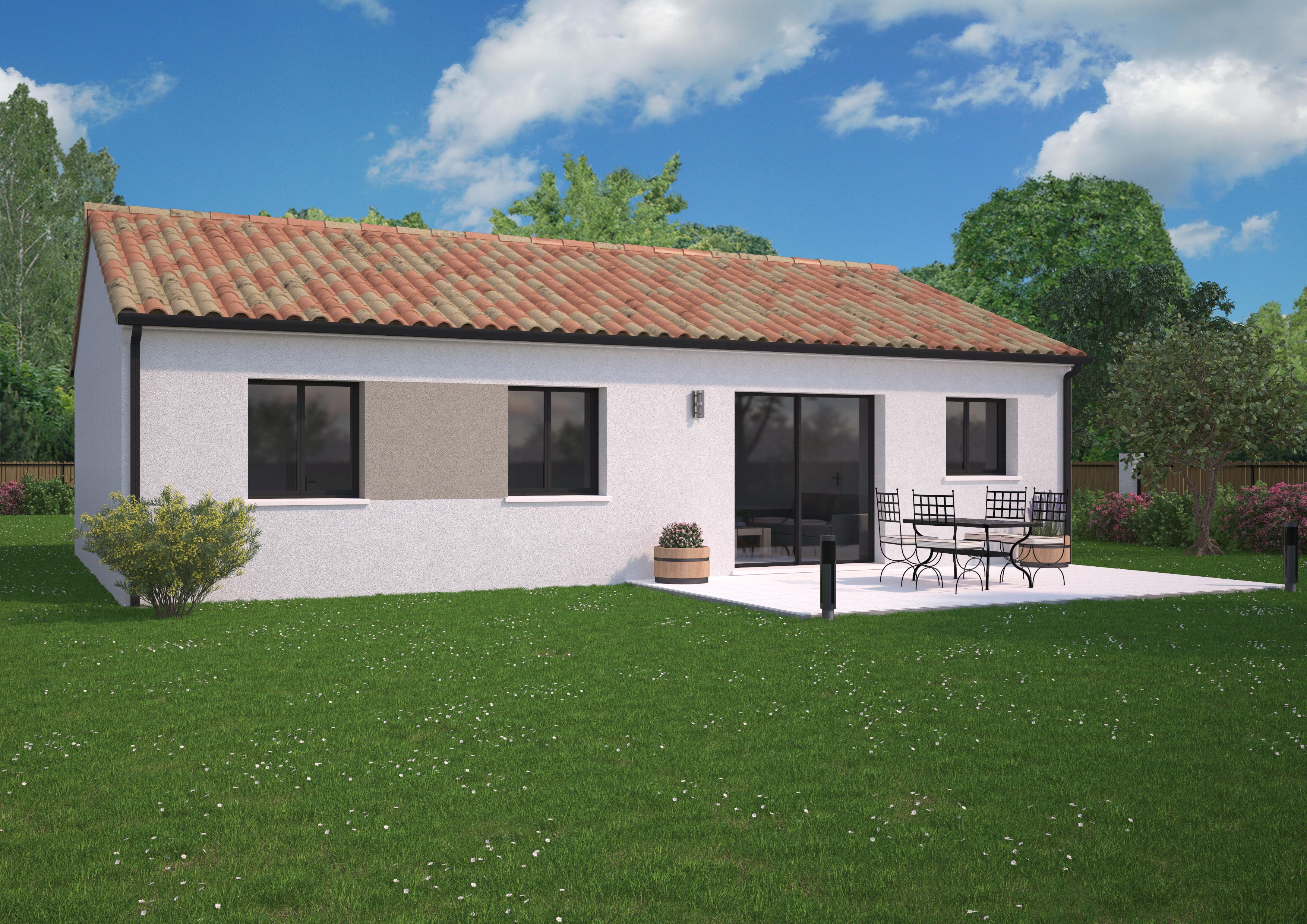 Maison à vendre à Jaunay-Clan