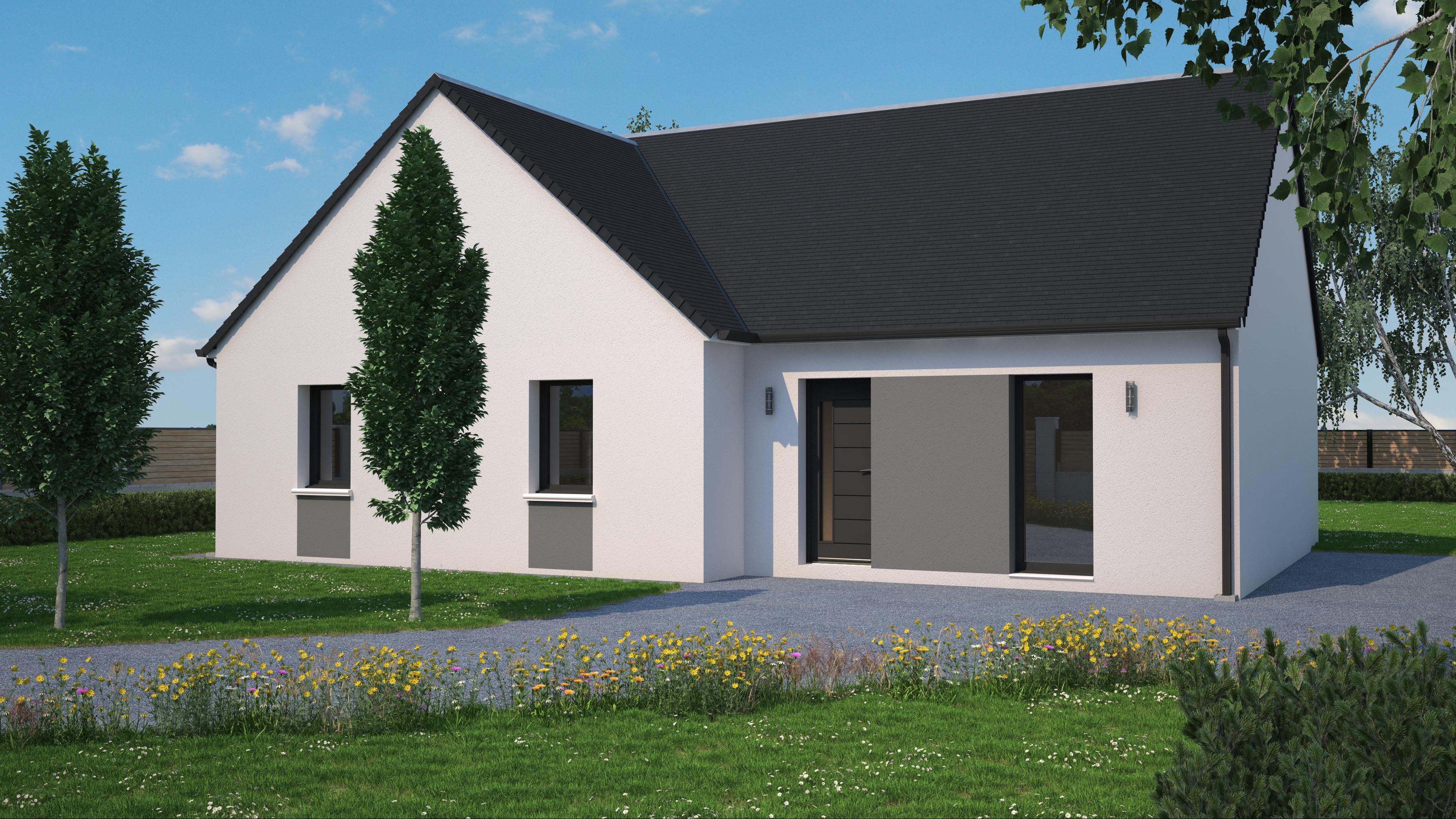 Maison à vendre à Grandchamps-des-Fontaines