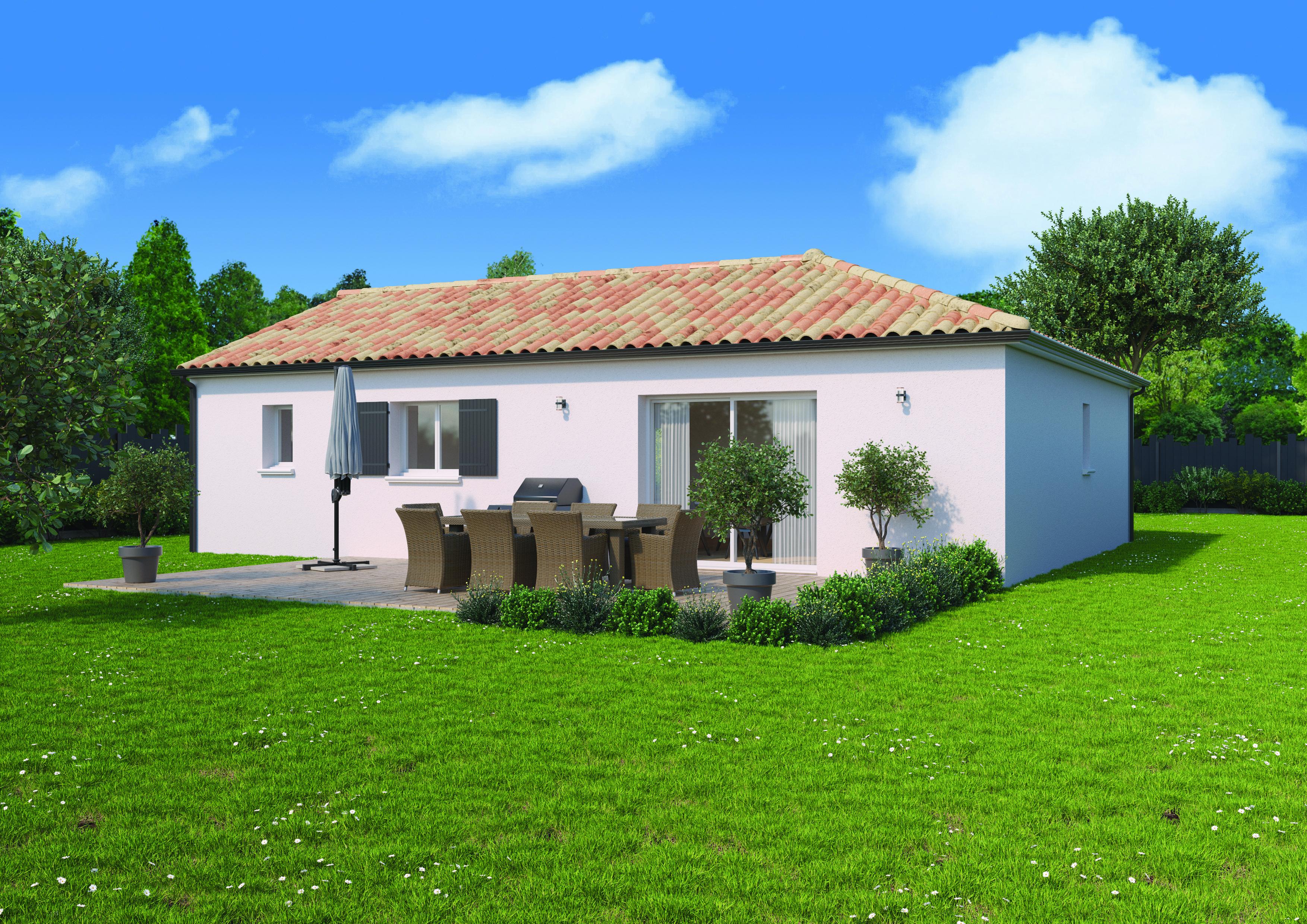 Maison à vendre à Saint-Martin-de-Laye