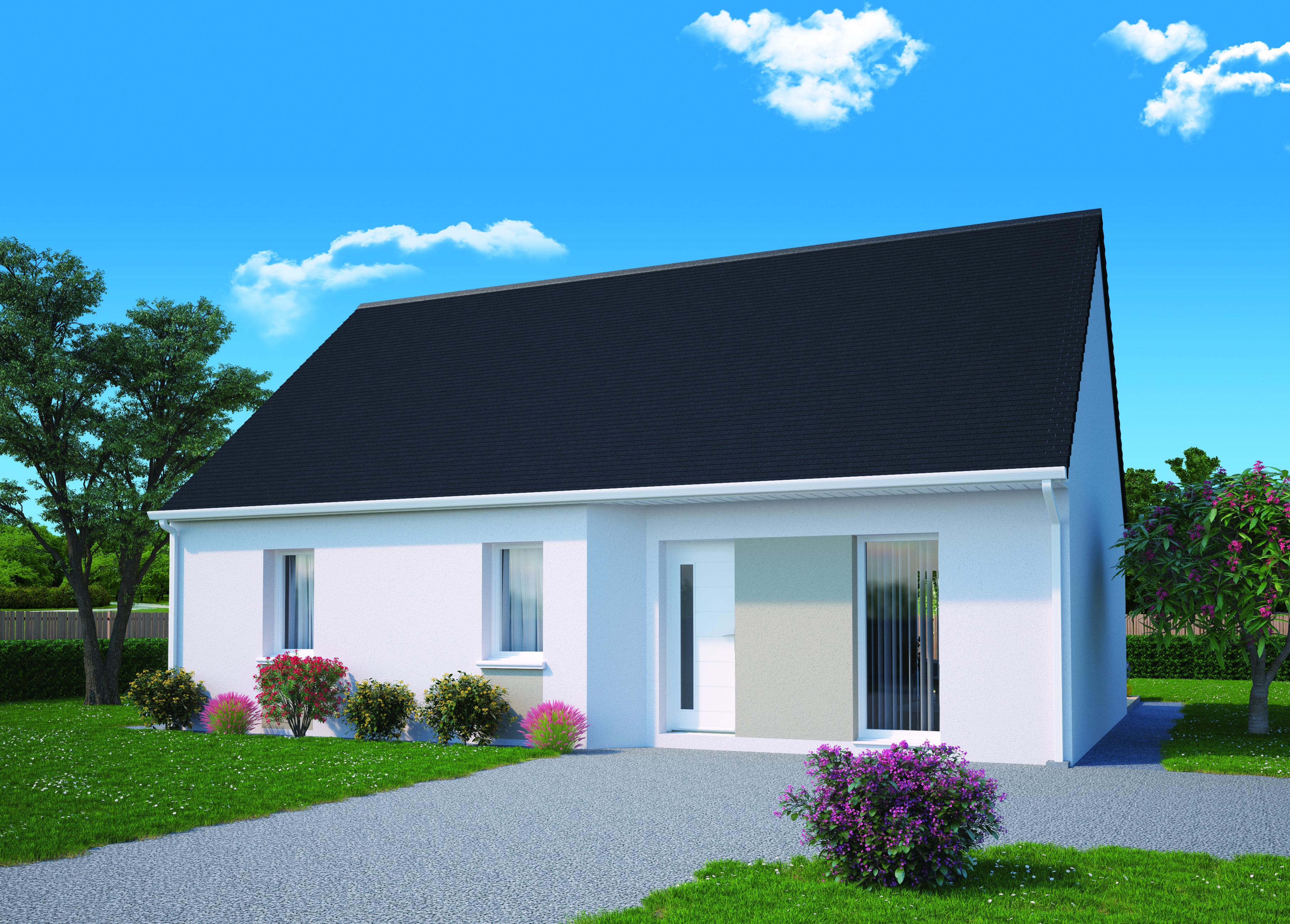 Maison à vendre à Mosnes