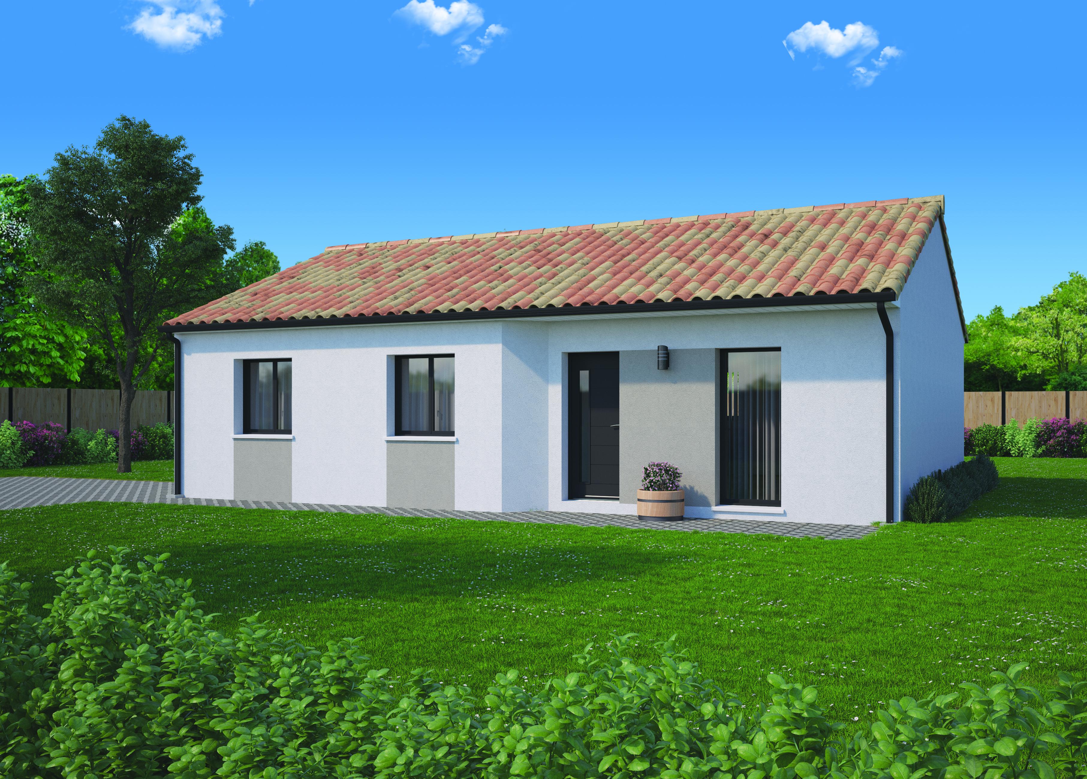 Maison à vendre à Montamisé