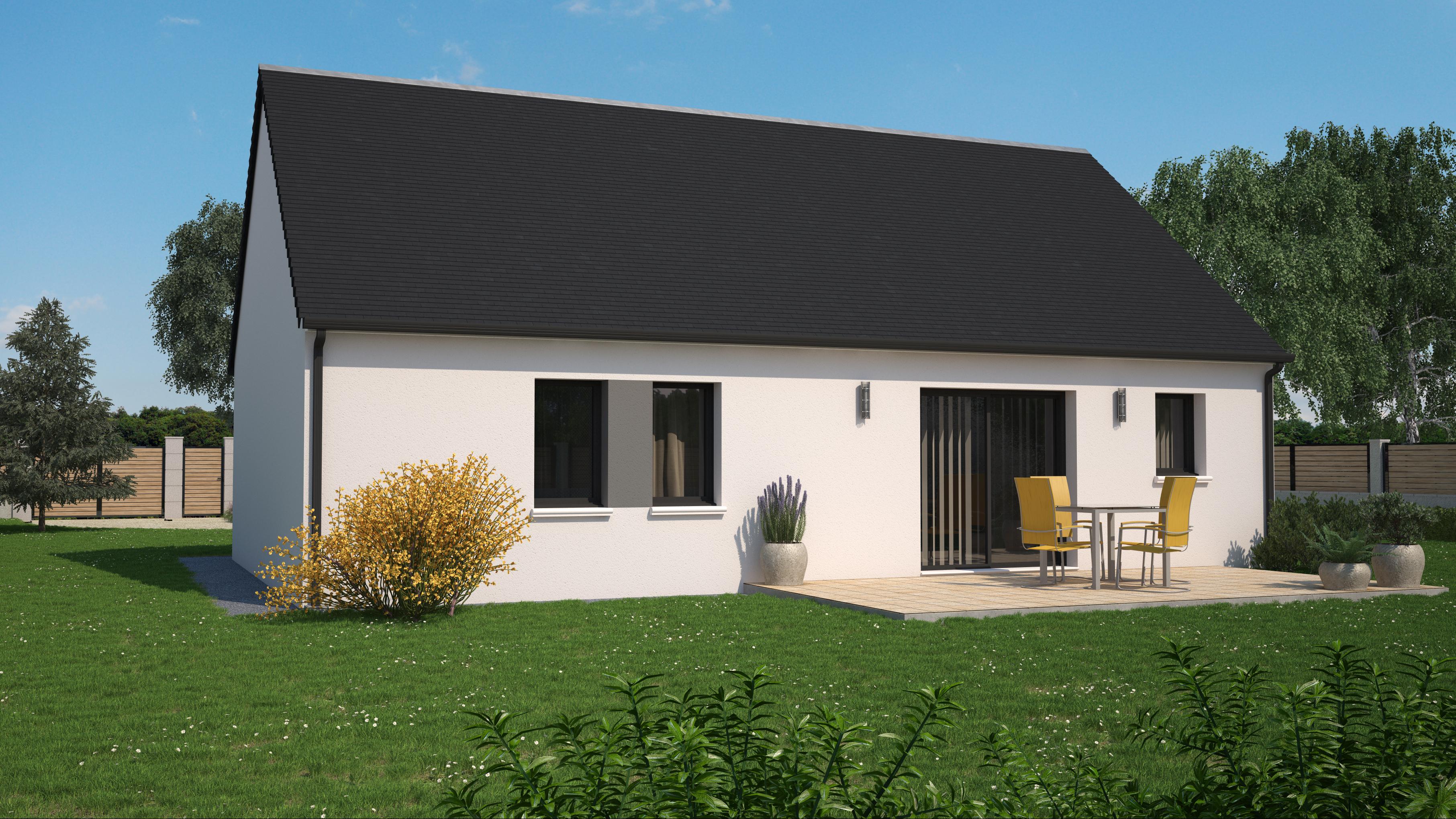 Maison à vendre à Blois