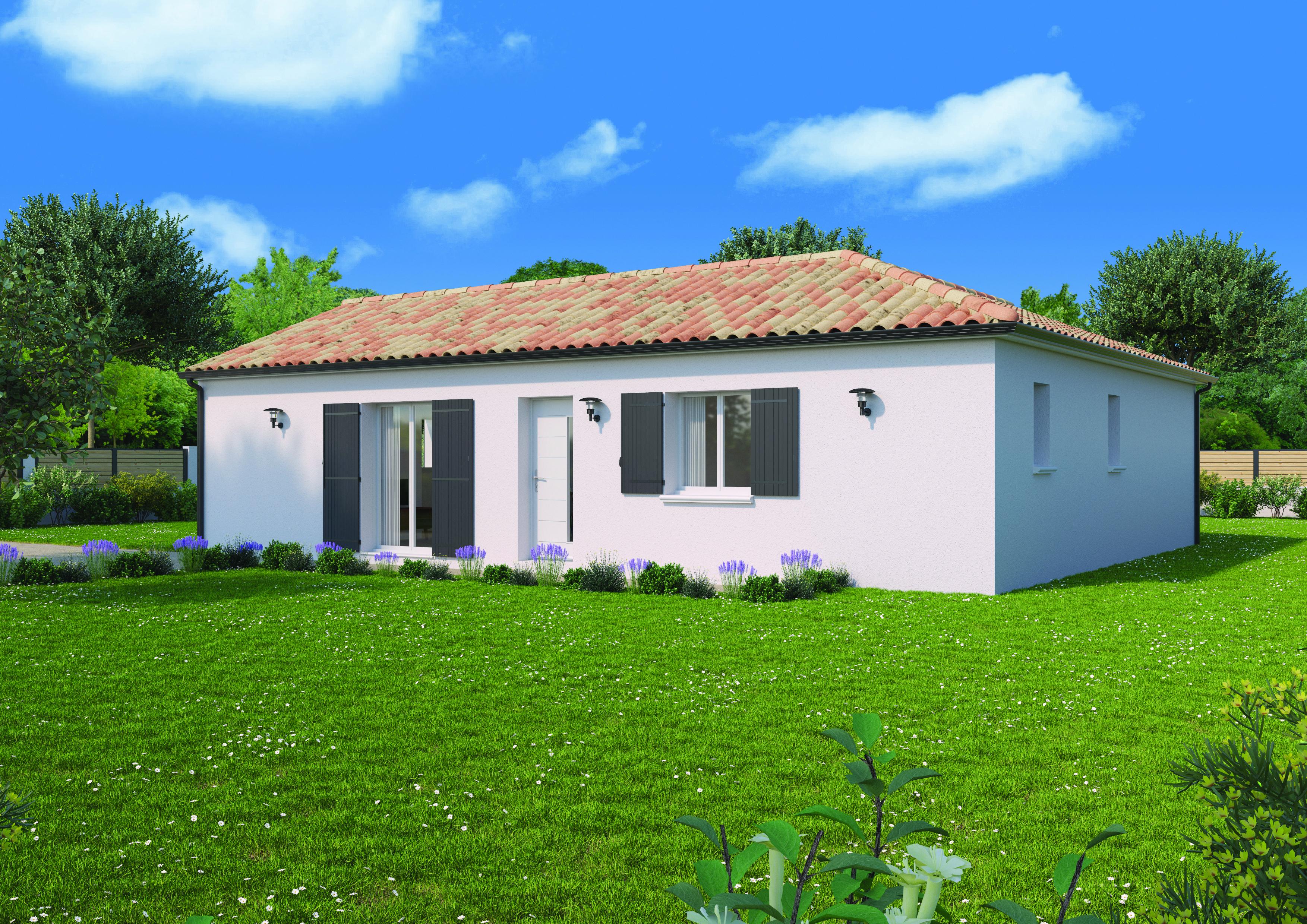 Maison à vendre à Lande-de-Fronsac