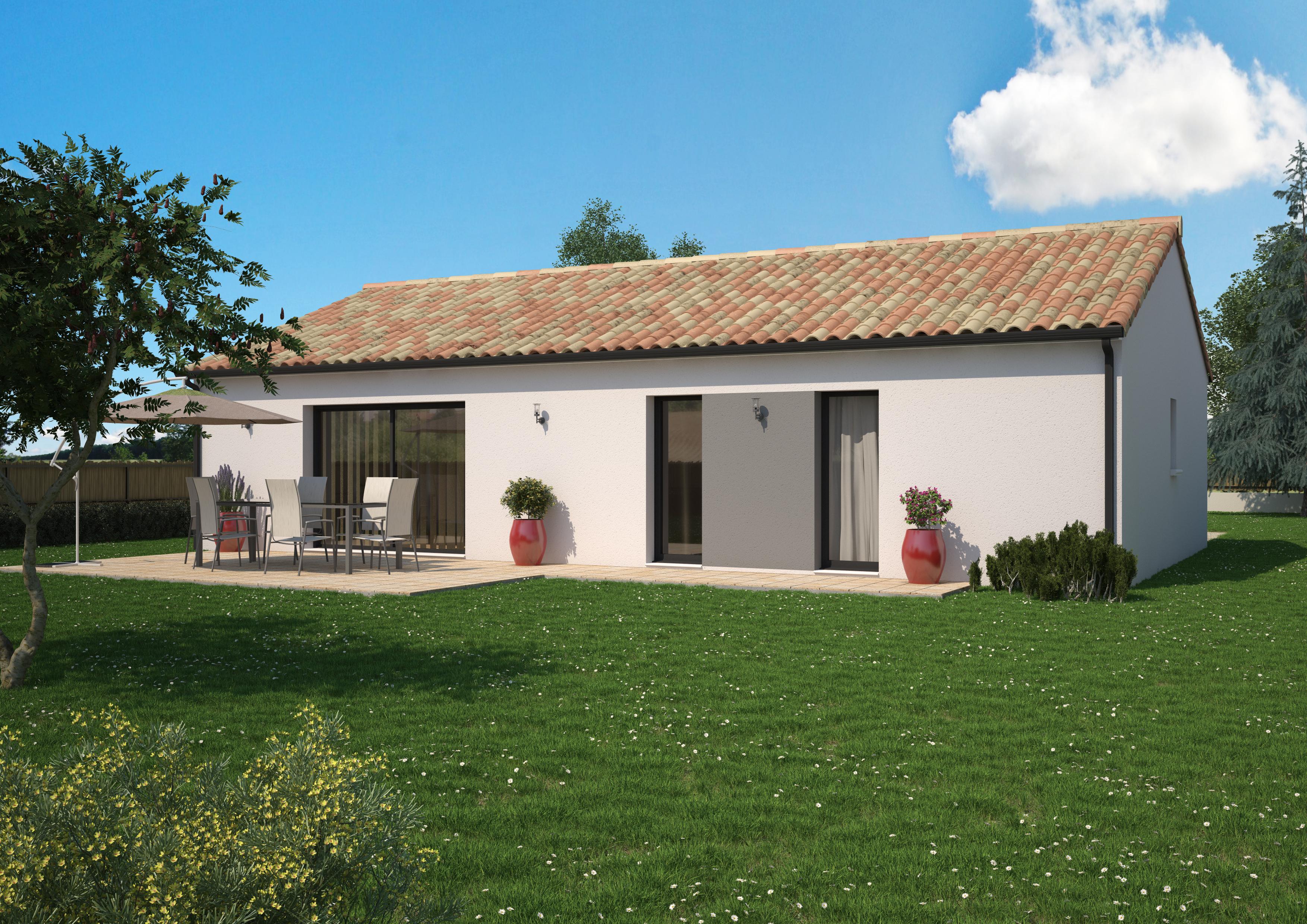 Maison à vendre à Vendays-Montalivet