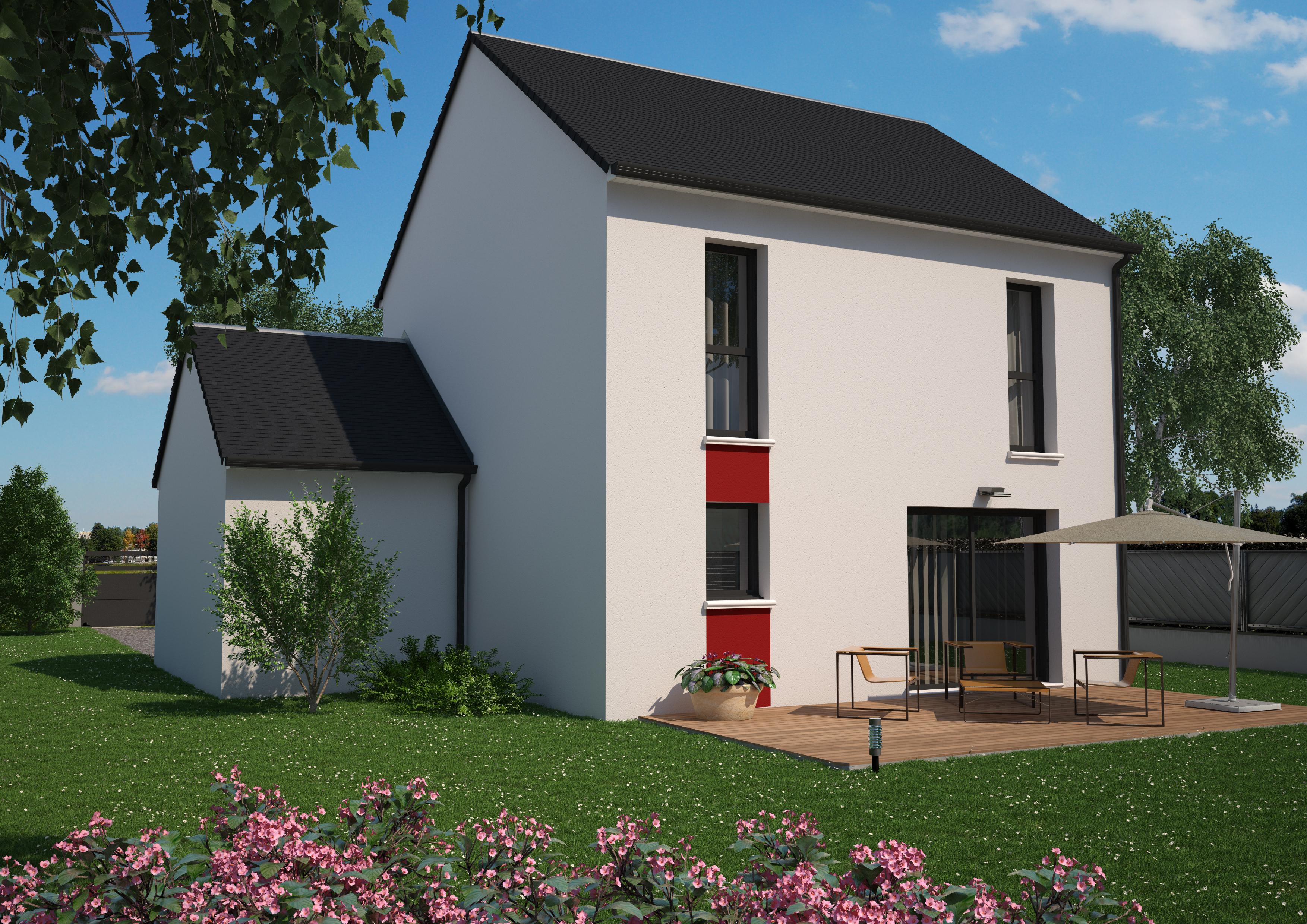 Maison à vendre à Saint-Cyr-en-Bourg