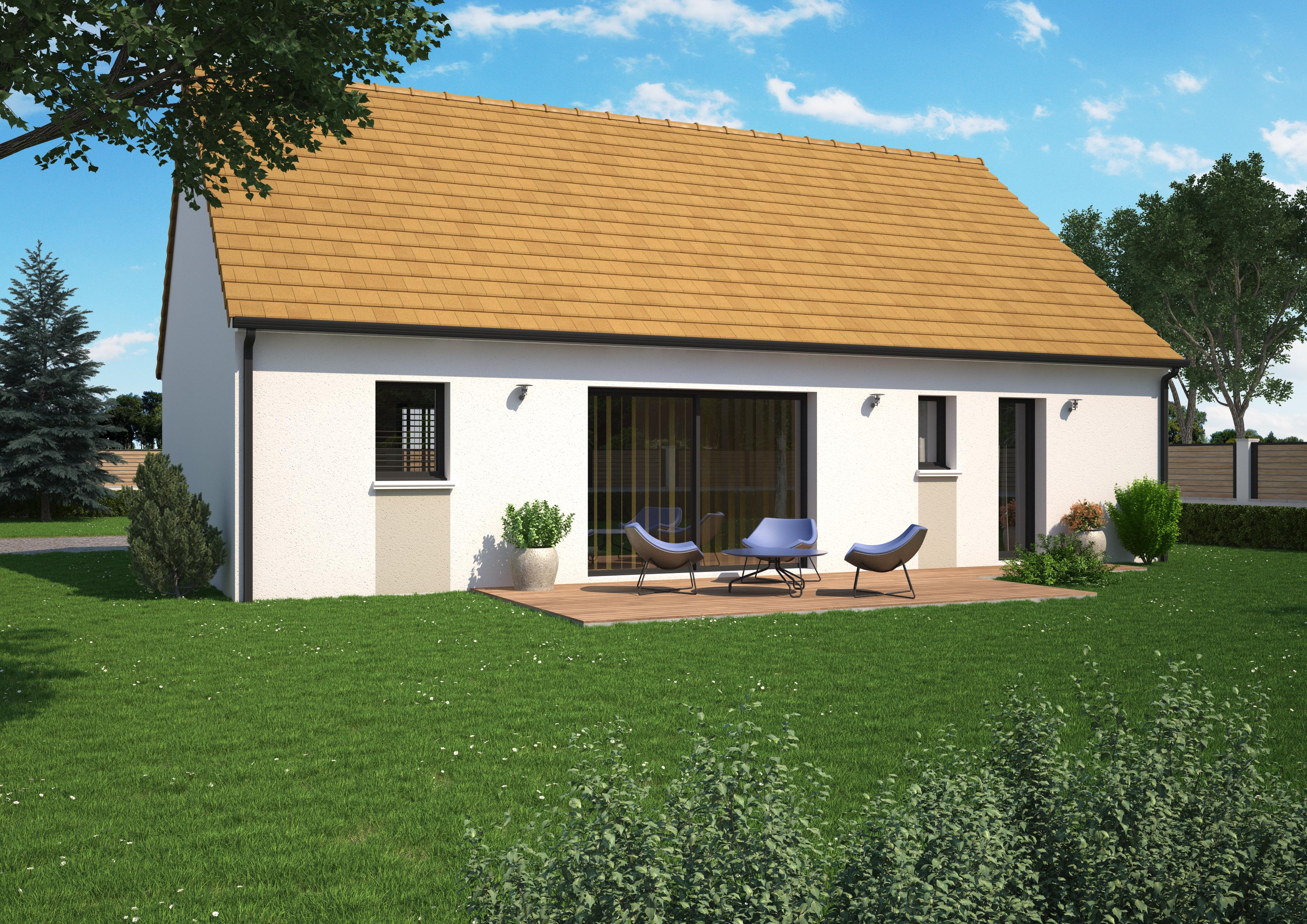Maison à vendre à Bourgneuf-en-Mauges
