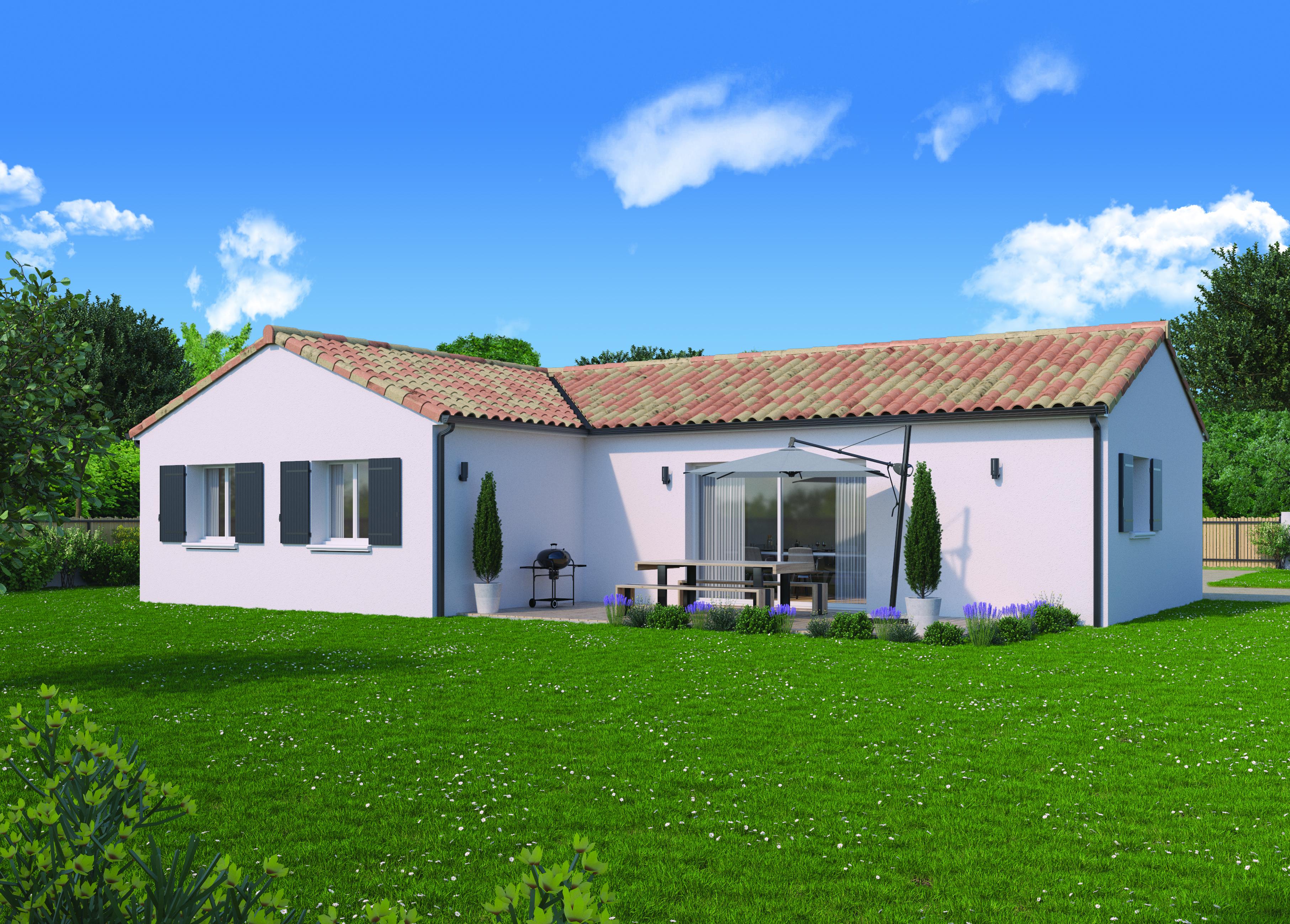 Maison à vendre à Saint-Martin-de-Gurson