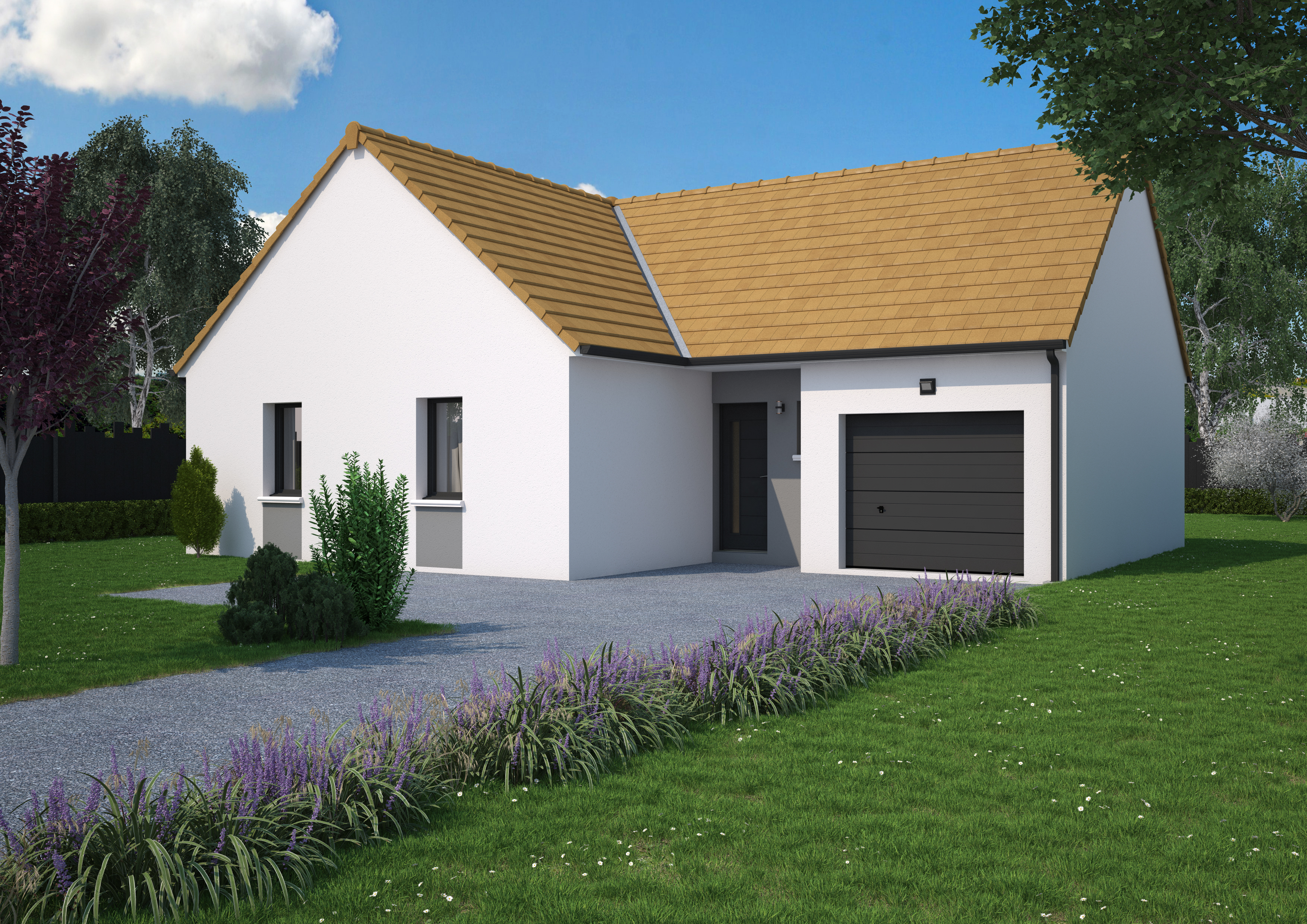 Maison à vendre à Châteauneuf-sur-Sarthe