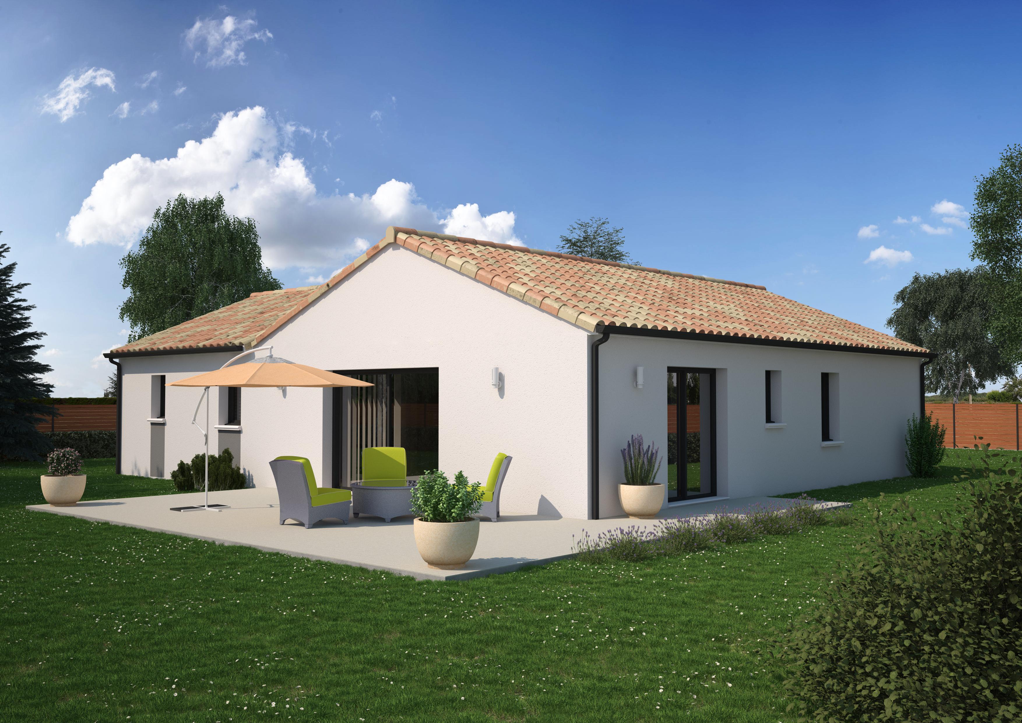 Maison à vendre à Chabournay