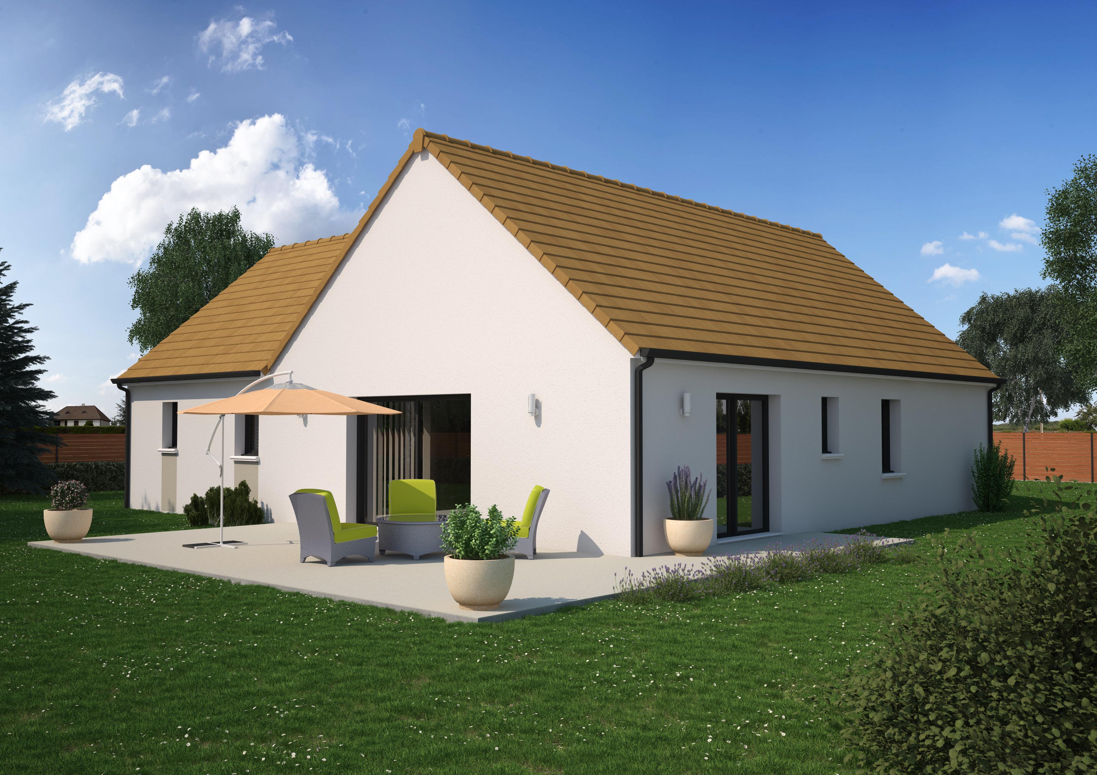 Maison à vendre à Amilly