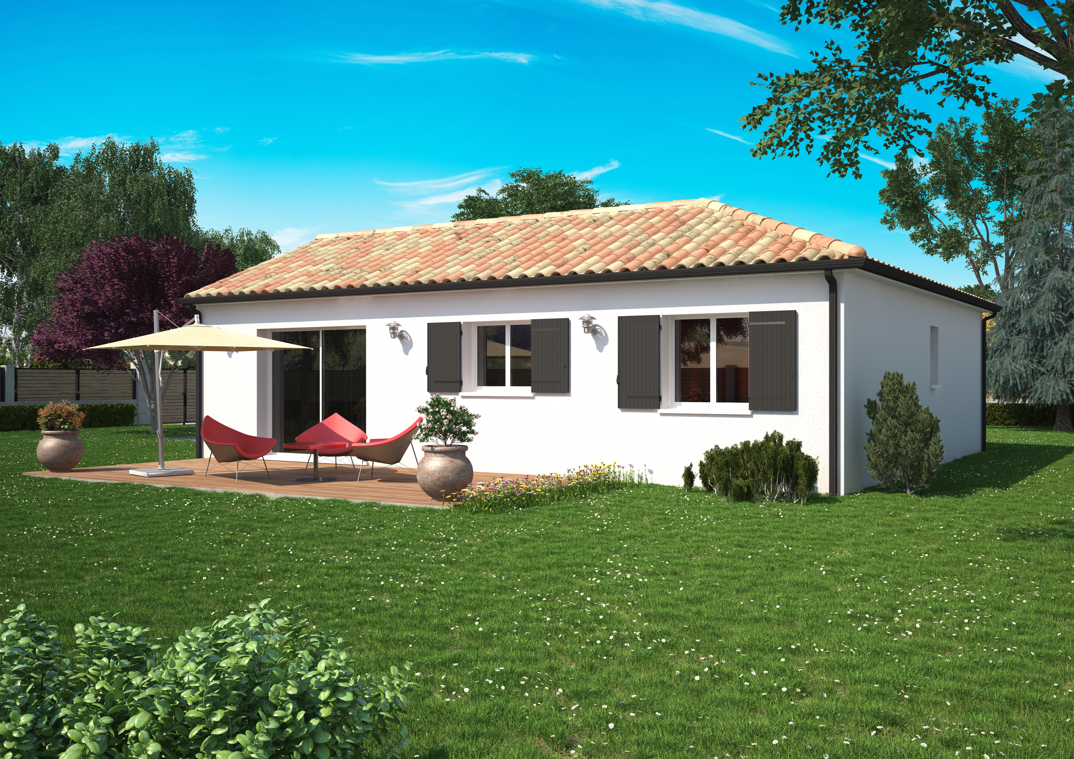Maison à vendre à Cissac-Médoc