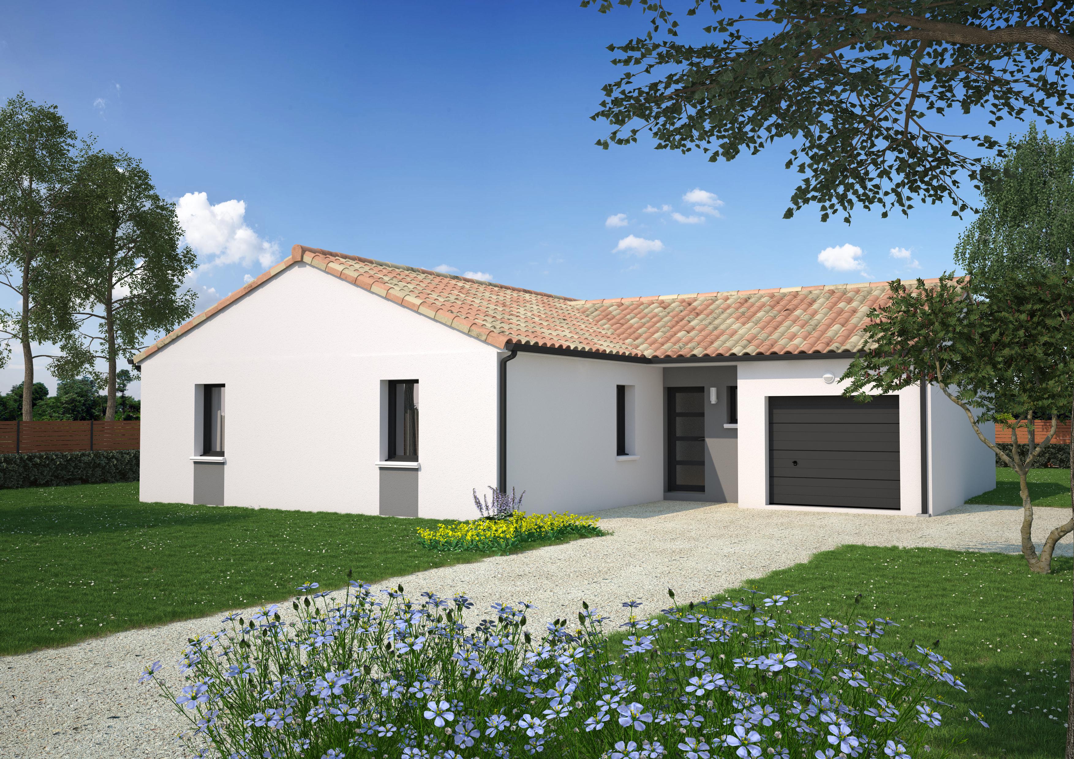 Maison à vendre à Liré
