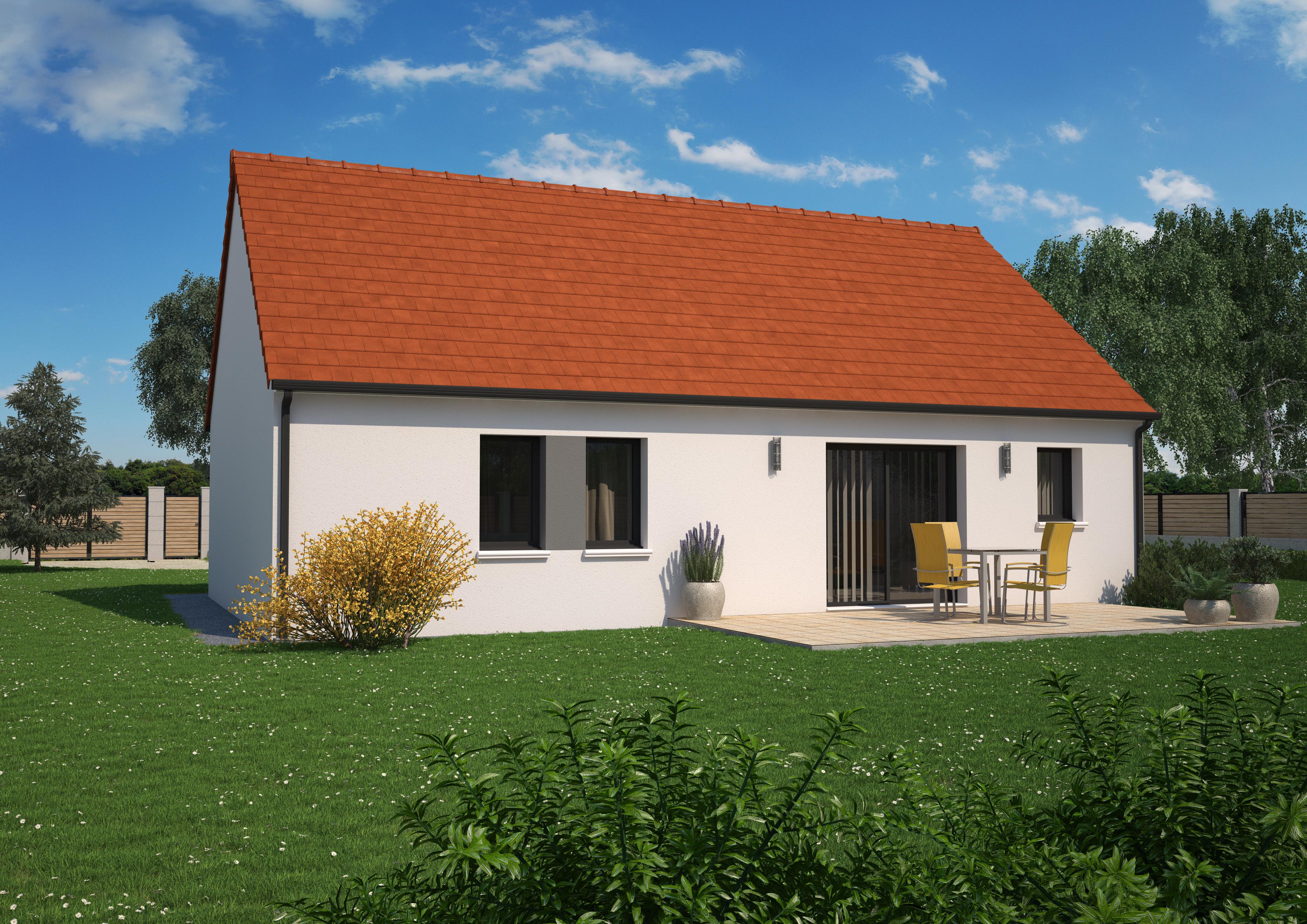 Maison à vendre à Saint-Germain-des-Prés