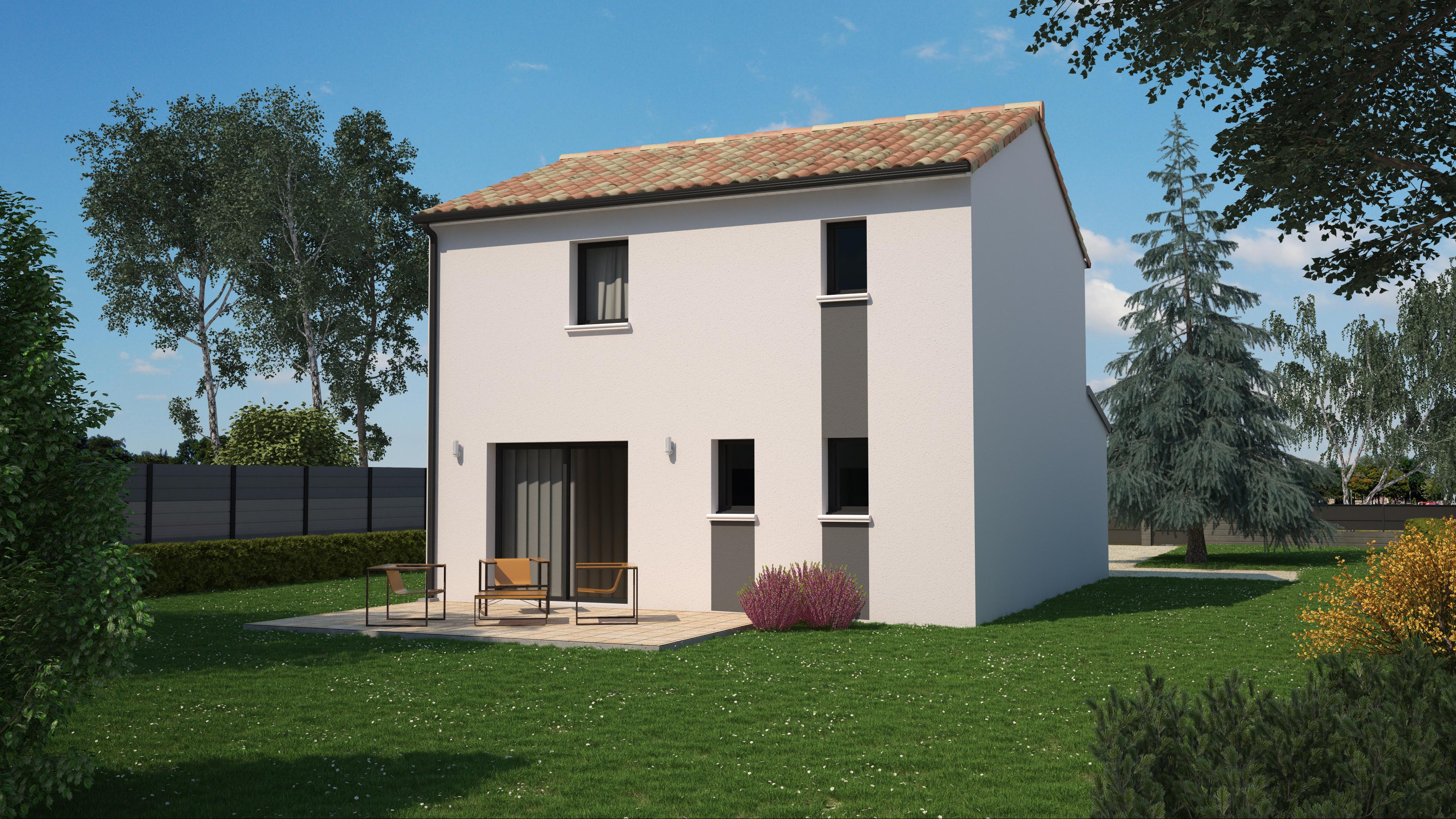 Maison à vendre à Landreau