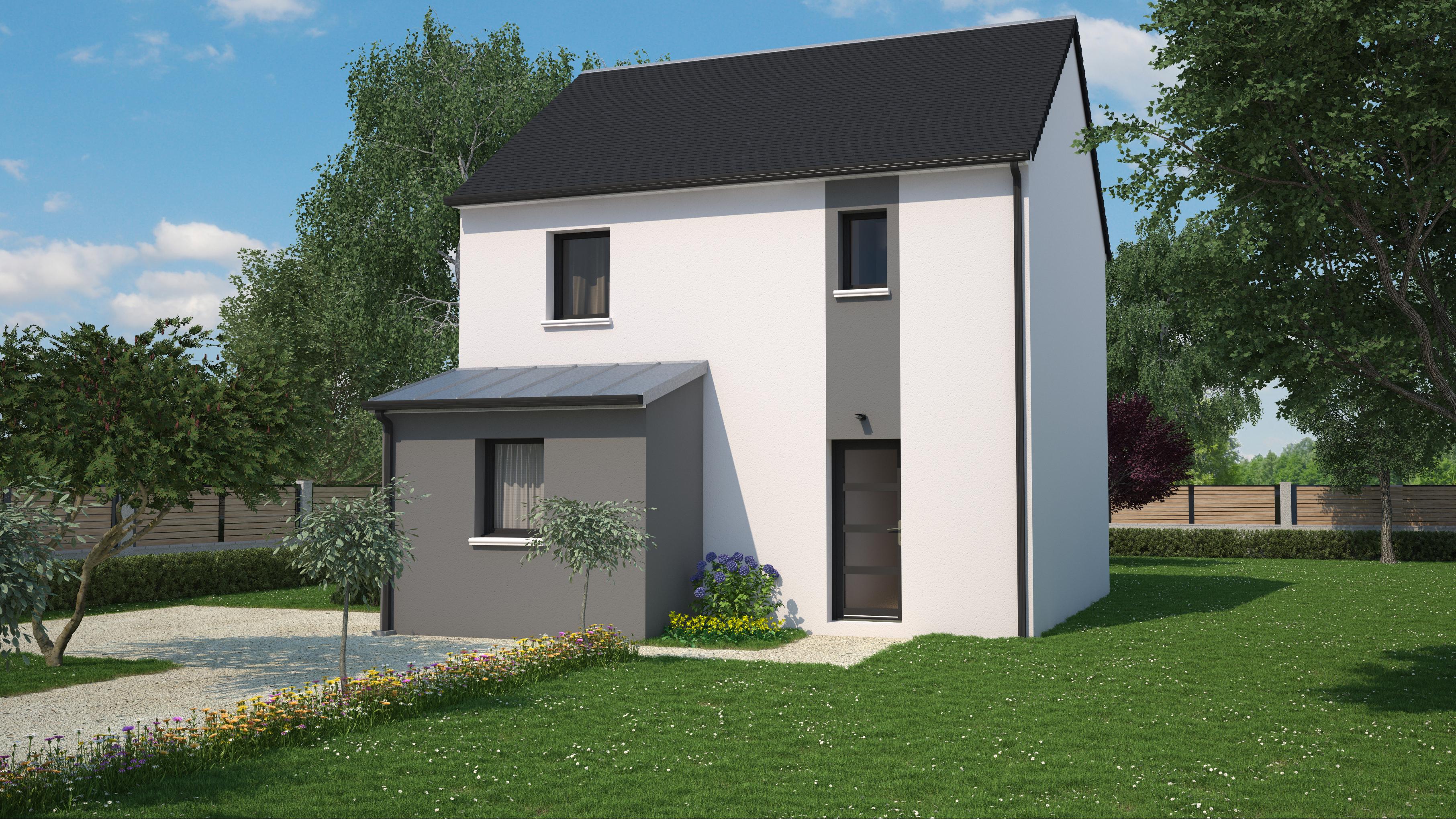 Maison à vendre à Genevraye