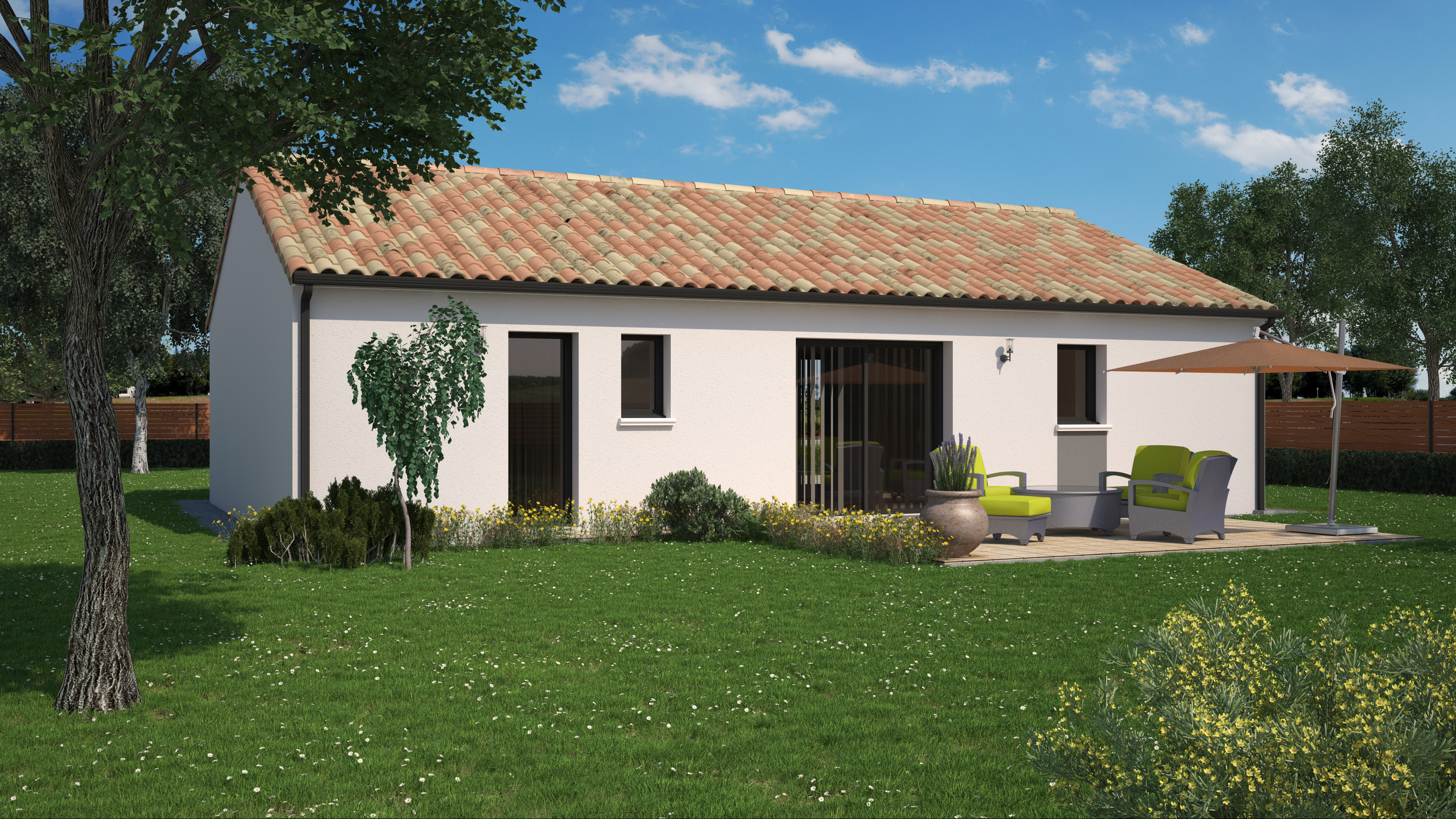 Maison à vendre à Montaigu