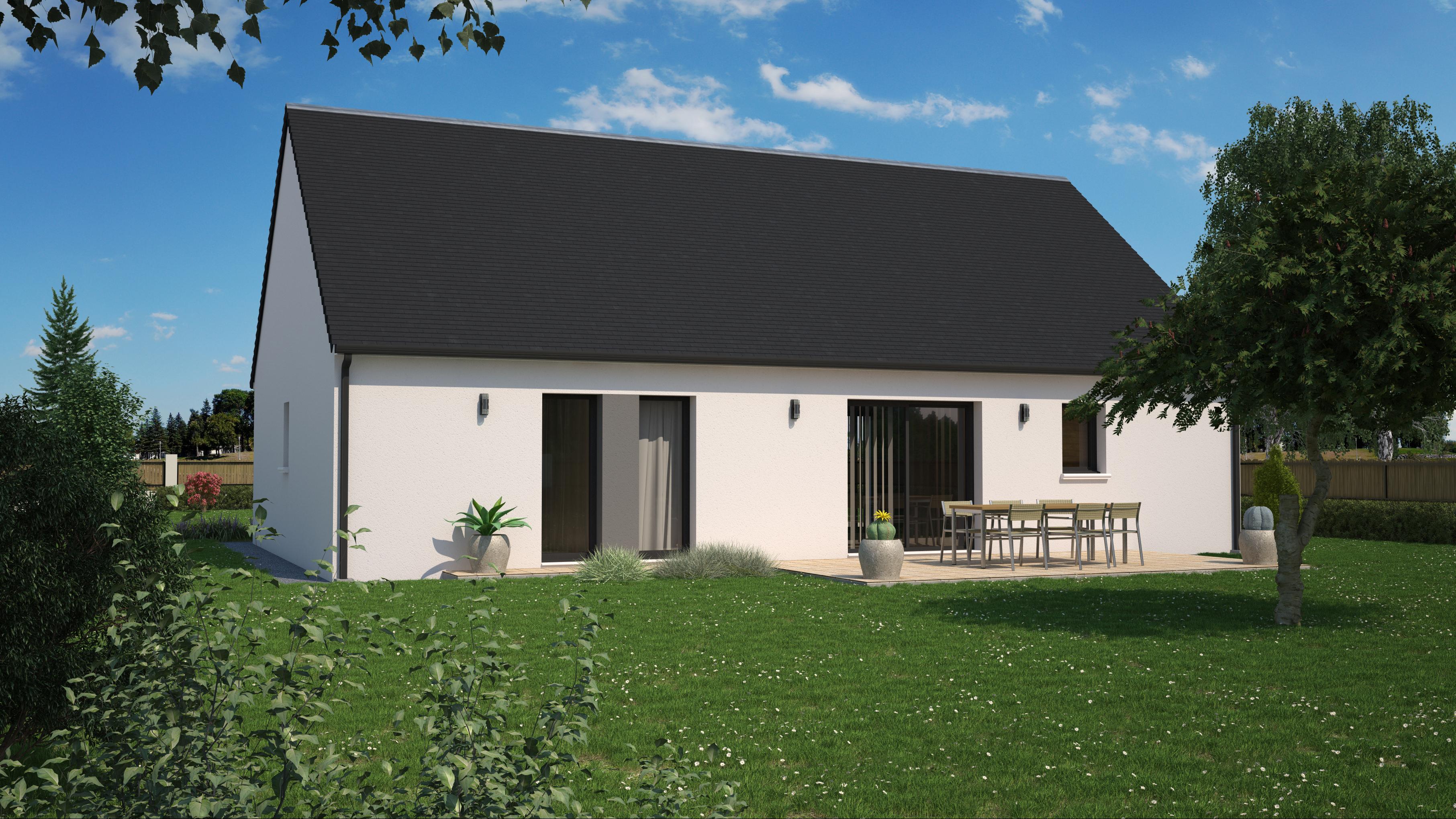 Maison à vendre à Rouillon