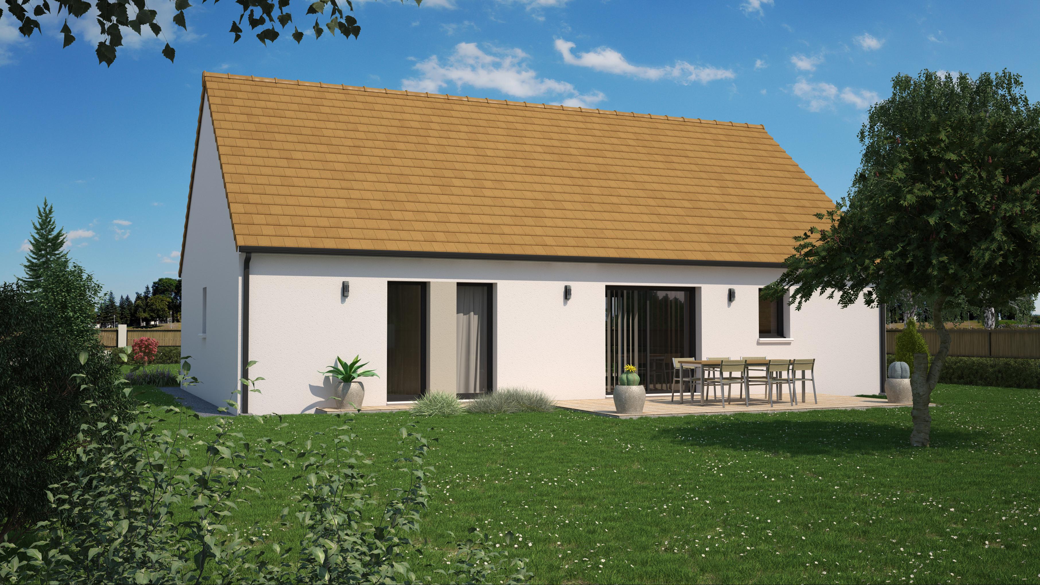 Maison à vendre à Croix-en-Touraine