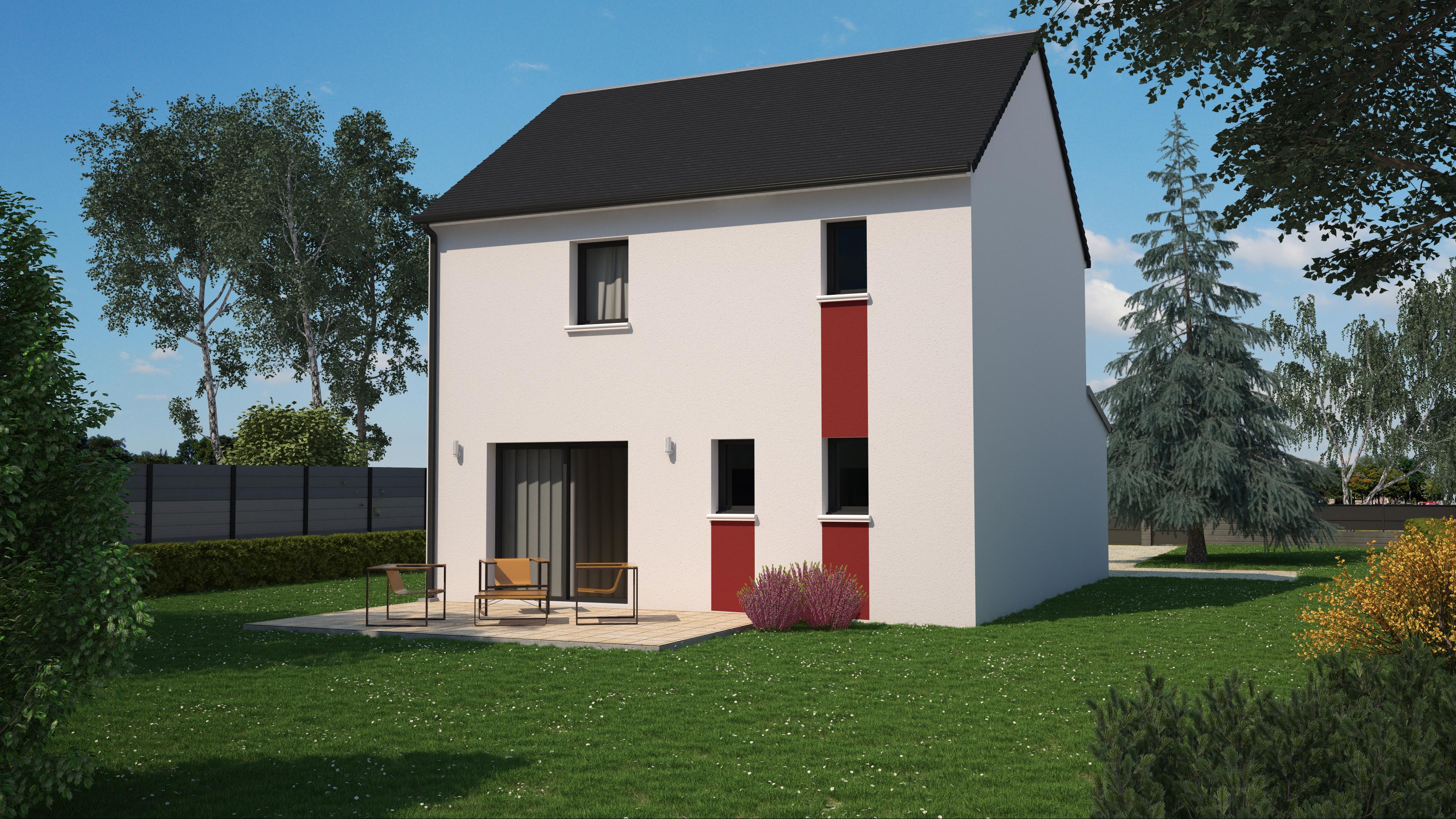Maison à vendre à Lorrez-le-Bocage-Préaux
